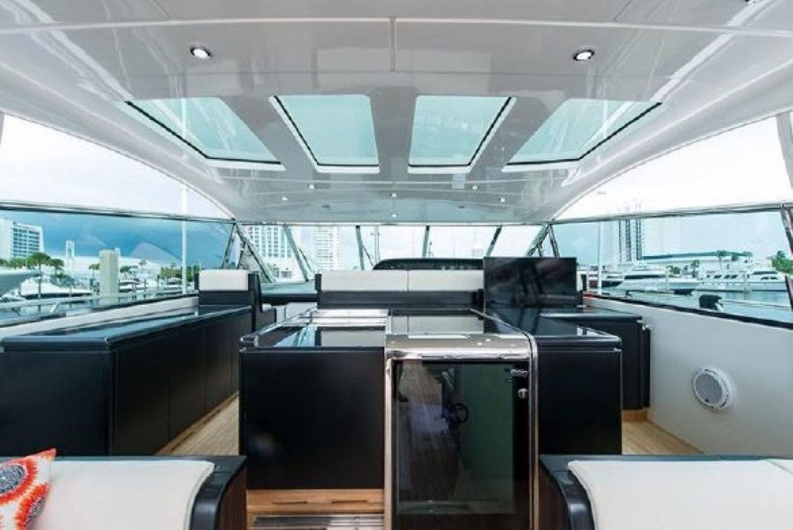 2007 Mangusta 80' Motor Yacht COLD BLOODED   Picture 8 of 38
