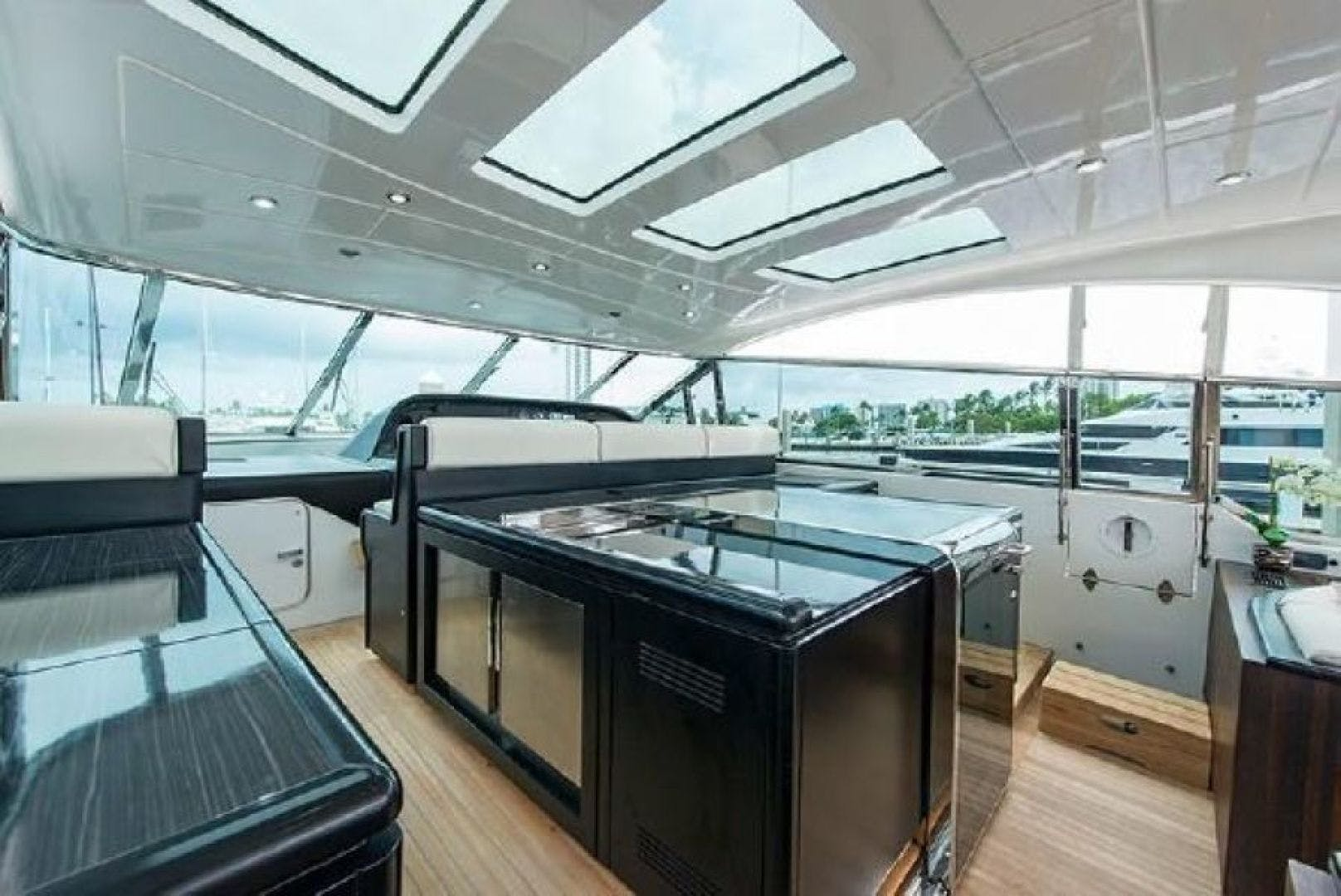 2007 Mangusta 80' Motor Yacht COLD BLOODED   Picture 1 of 38