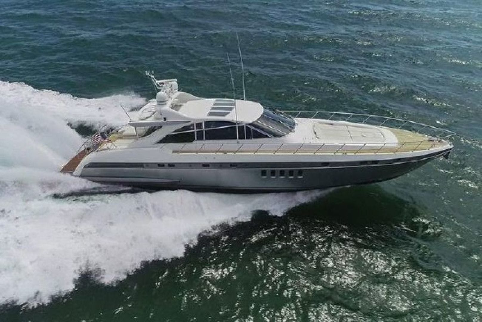 2007 Mangusta 80' Motor Yacht COLD BLOODED   Picture 6 of 38