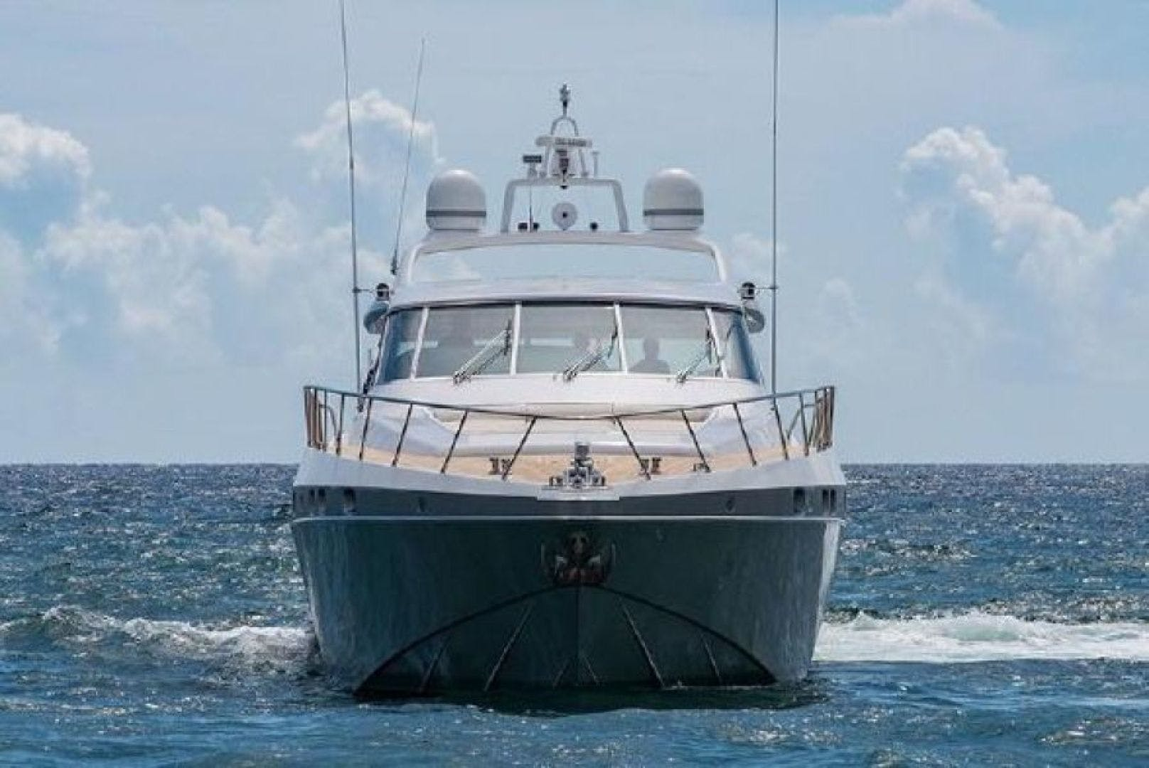 2007 Mangusta 80' Motor Yacht COLD BLOODED   Picture 4 of 38