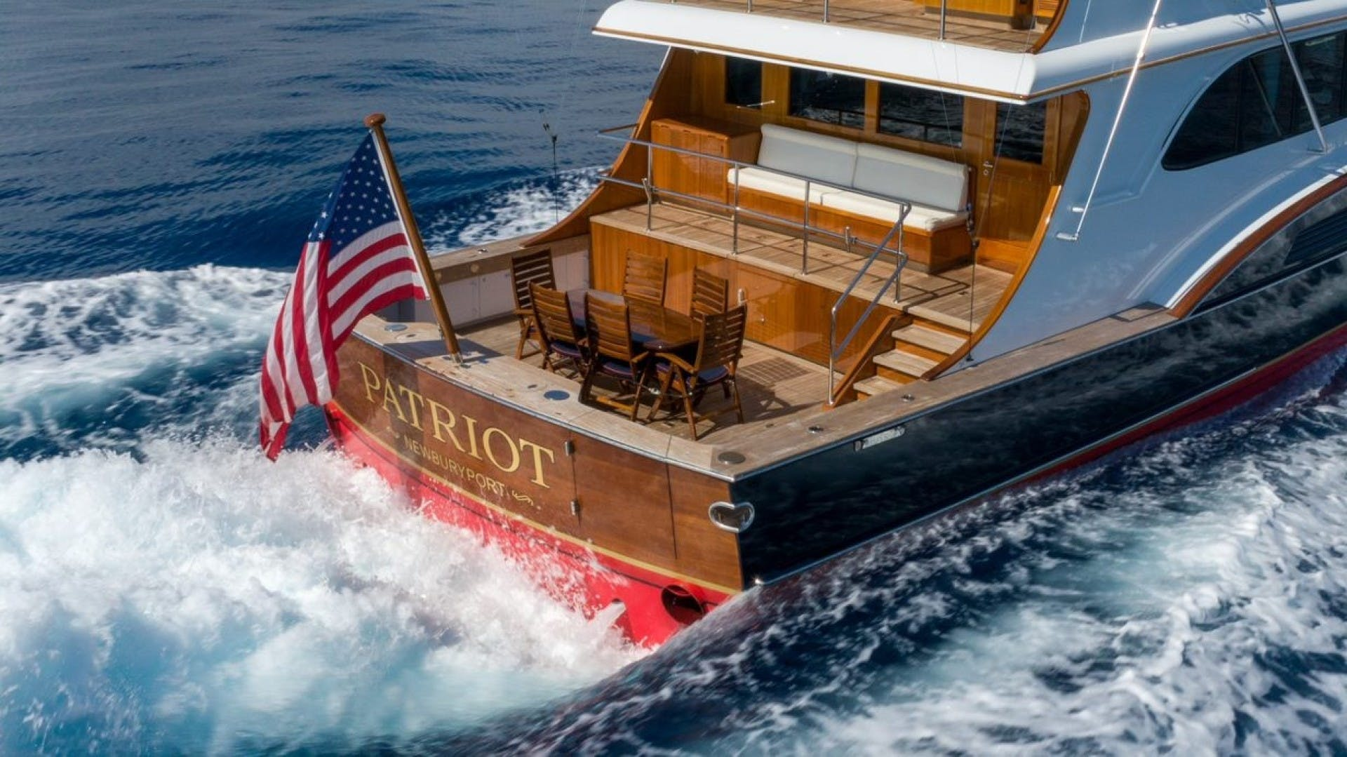 1984 Feadship 87' Gentleman's Sport Yacht Patriot | Picture 4 of 44