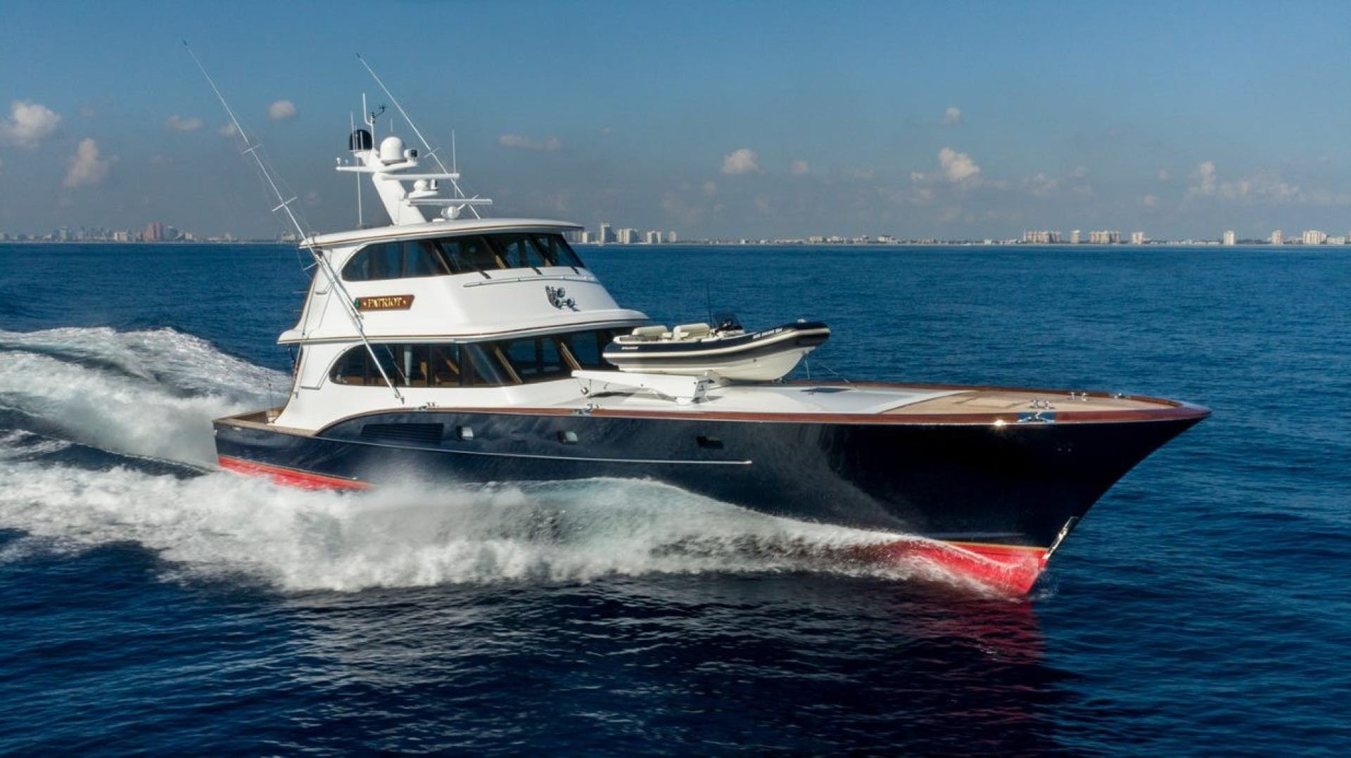 1984 Feadship 87' Gentleman's Sport Yacht Patriot | Picture 2 of 44