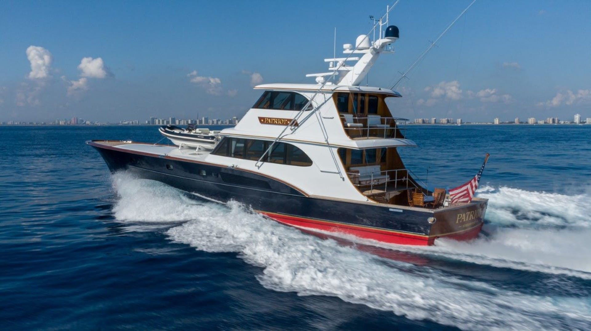 1984 Feadship 87' Gentleman's Sport Yacht Patriot | Picture 3 of 44