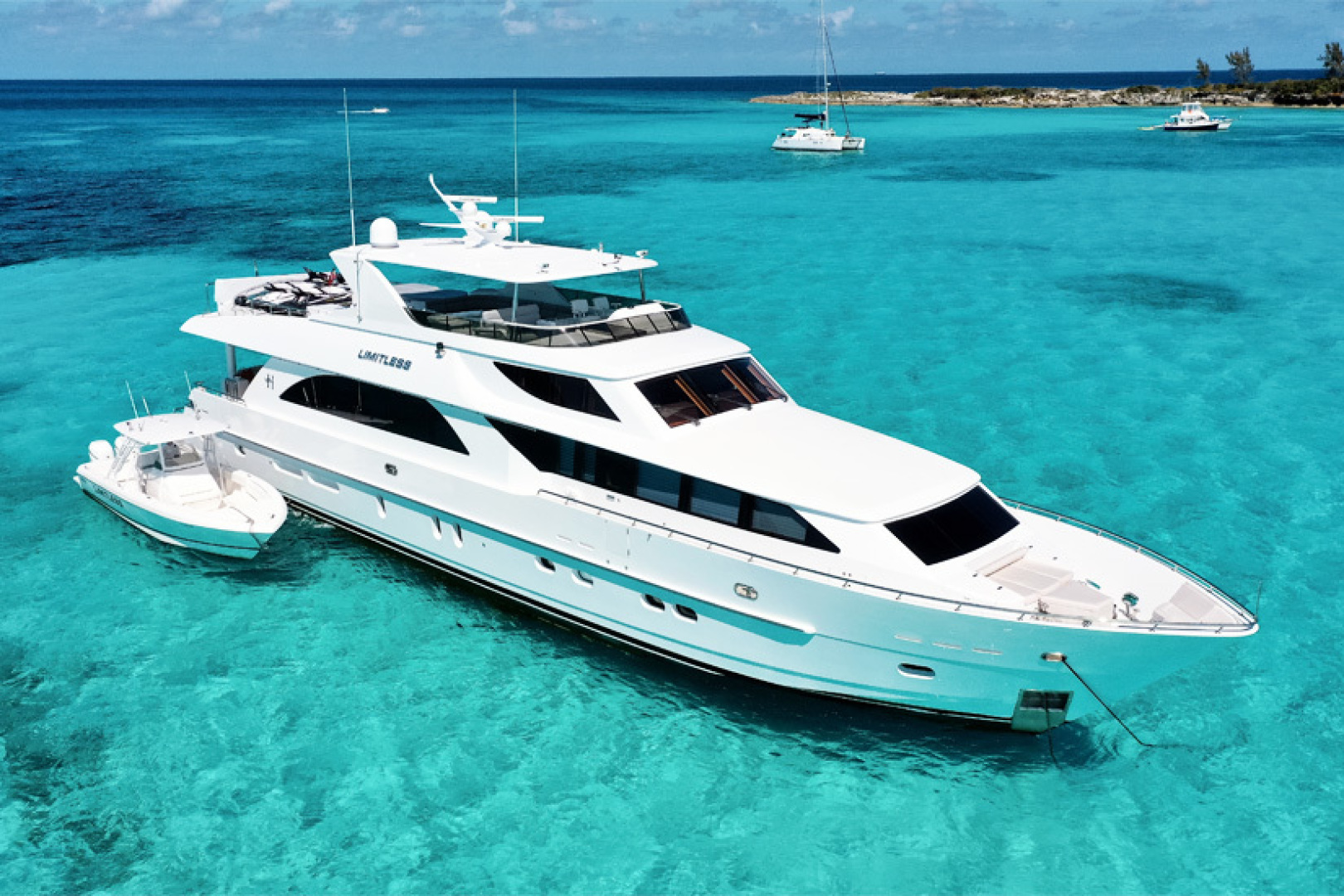 """2010 Hargrave 101' 101 Motor Yacht """"Limitless"""""""