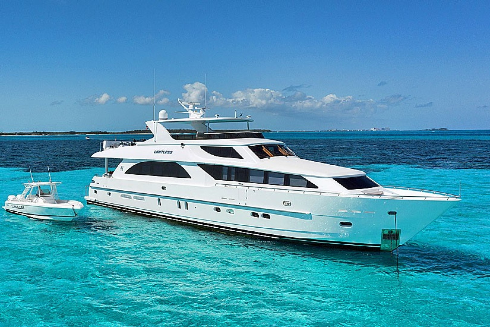 101' Hargrave 2010 101 Motor Yacht Limitless