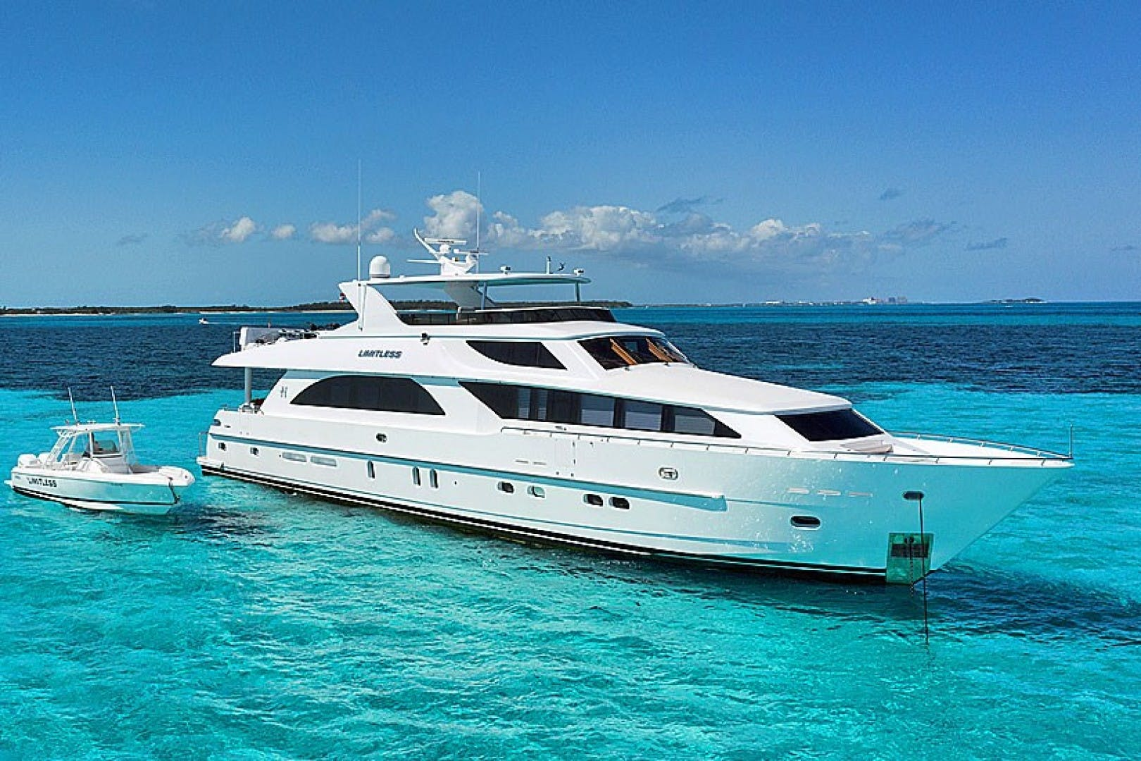 2010 Hargrave 101' 101 Motor Yacht Limitless | Picture 1 of 81