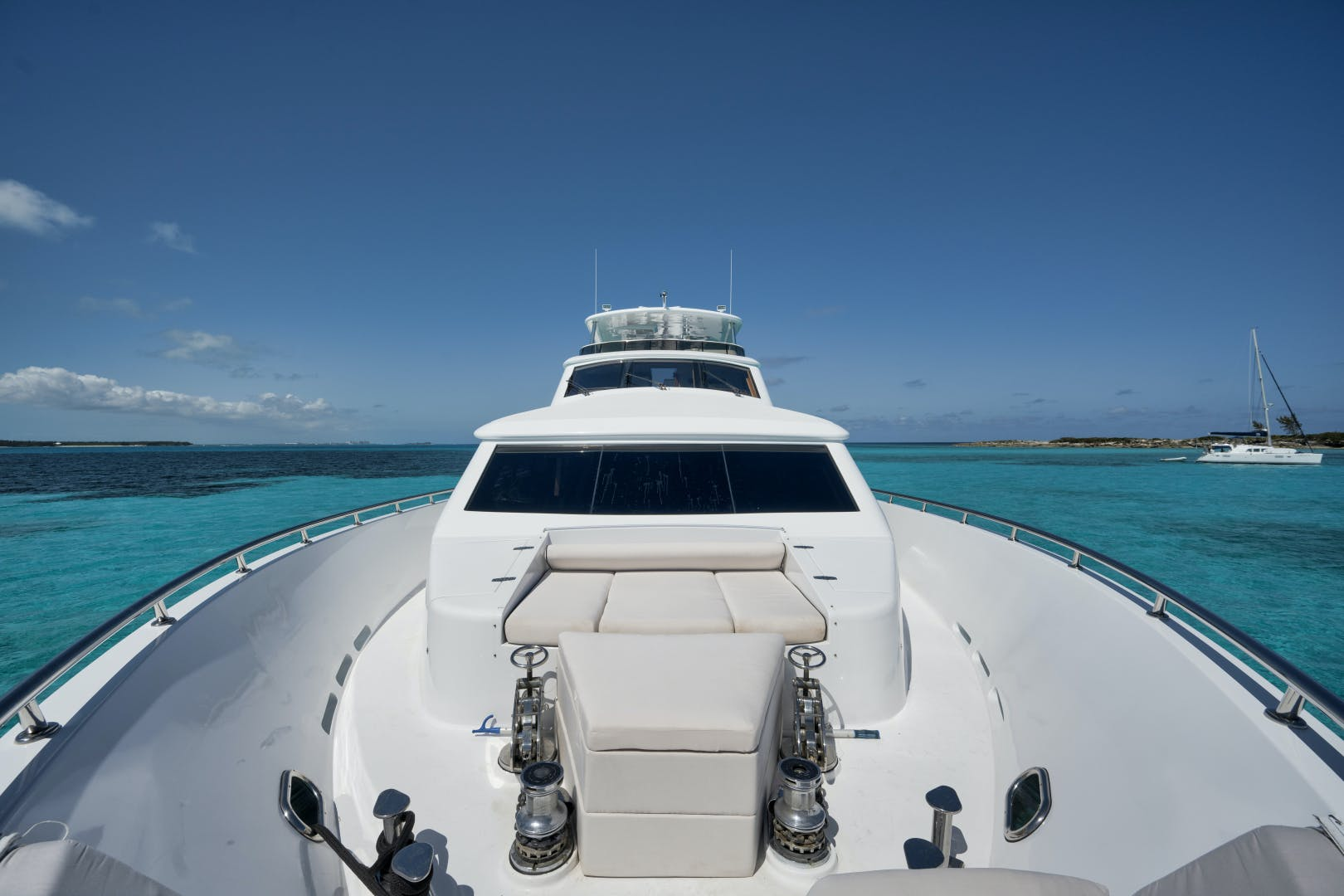 2010 Hargrave 101' 101 Motor Yacht Limitless | Picture 4 of 79