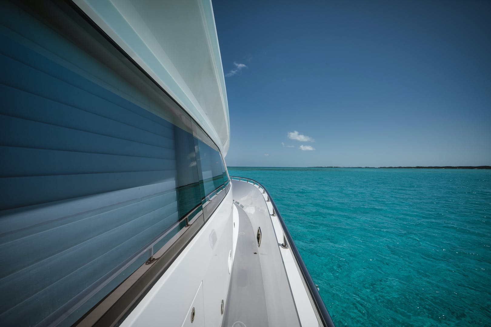 2010 Hargrave 101' 101 Motor Yacht Limitless | Picture 2 of 79