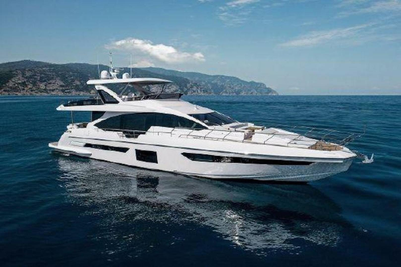 2021 Azimut 87' 25 Metri Nomad | Picture 1 of 24