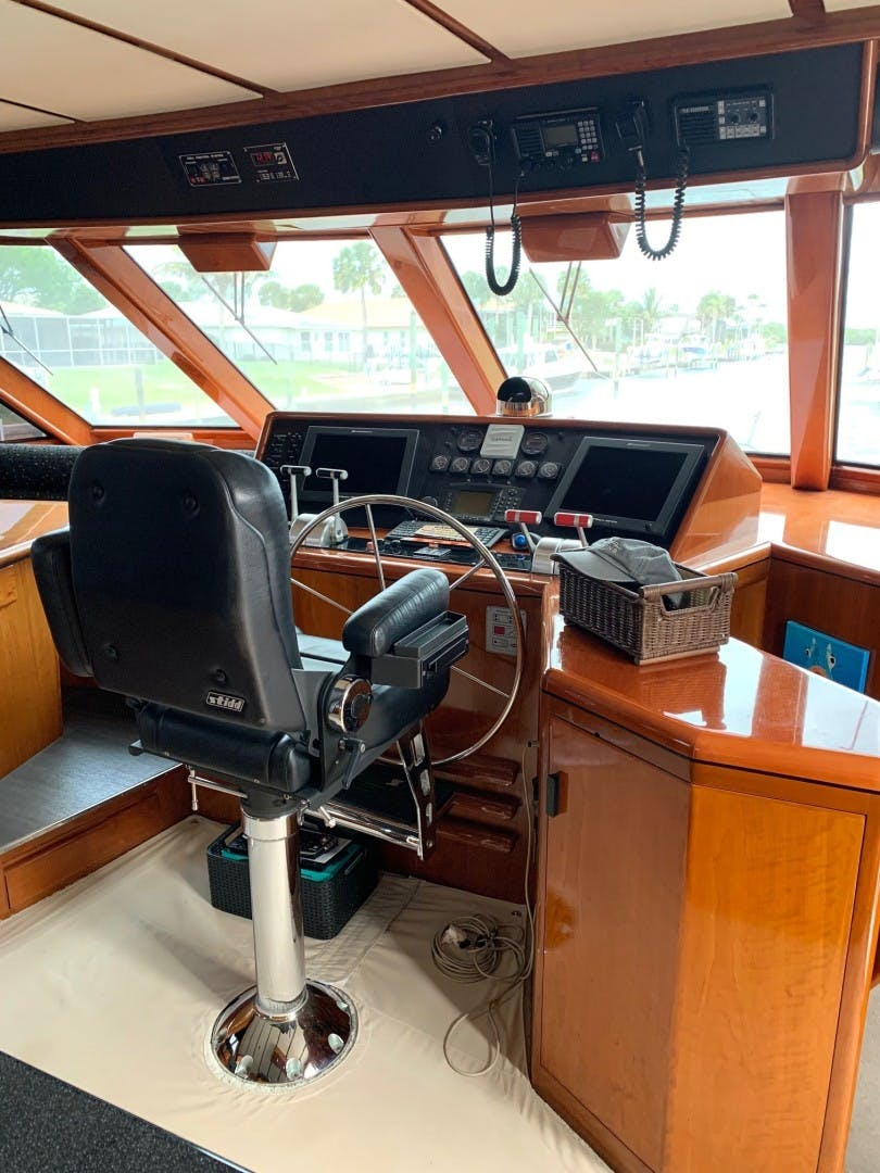 1996 Huckins 64' Motoryacht CORTINA | Picture 1 of 29