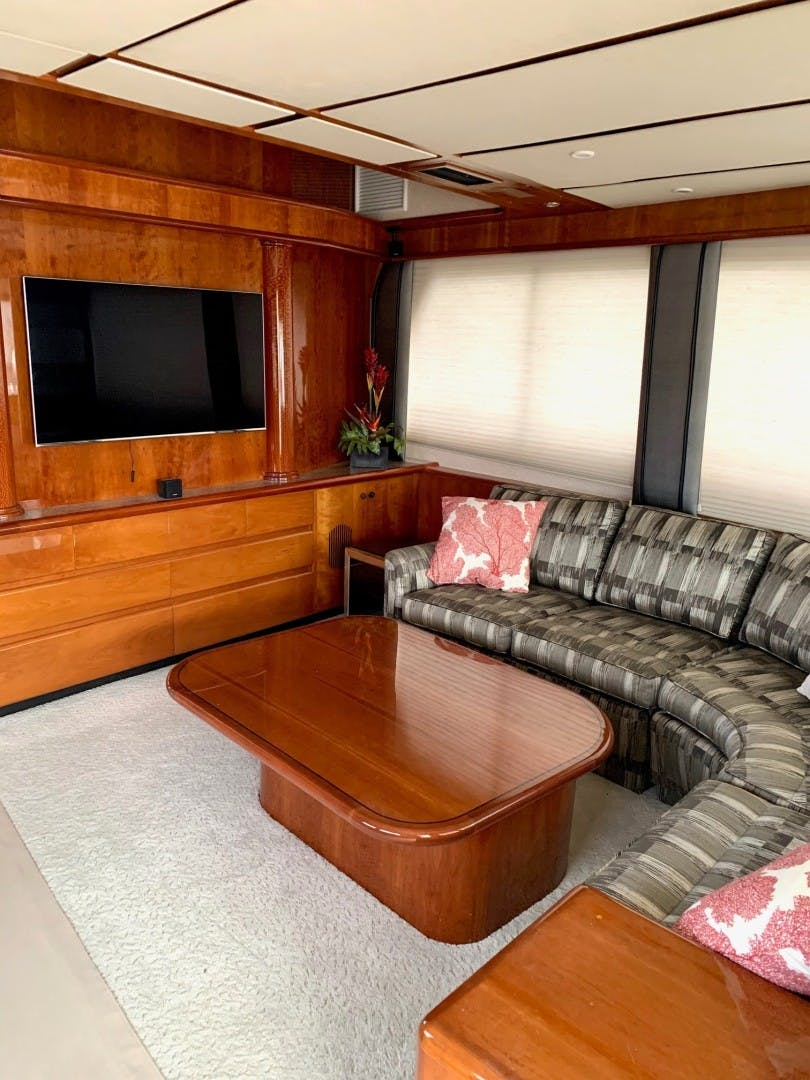 1996 Huckins 64' Motoryacht CORTINA | Picture 2 of 29