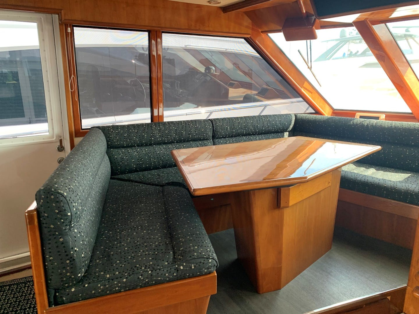 1996 Huckins 64' Motoryacht CORTINA | Picture 5 of 29