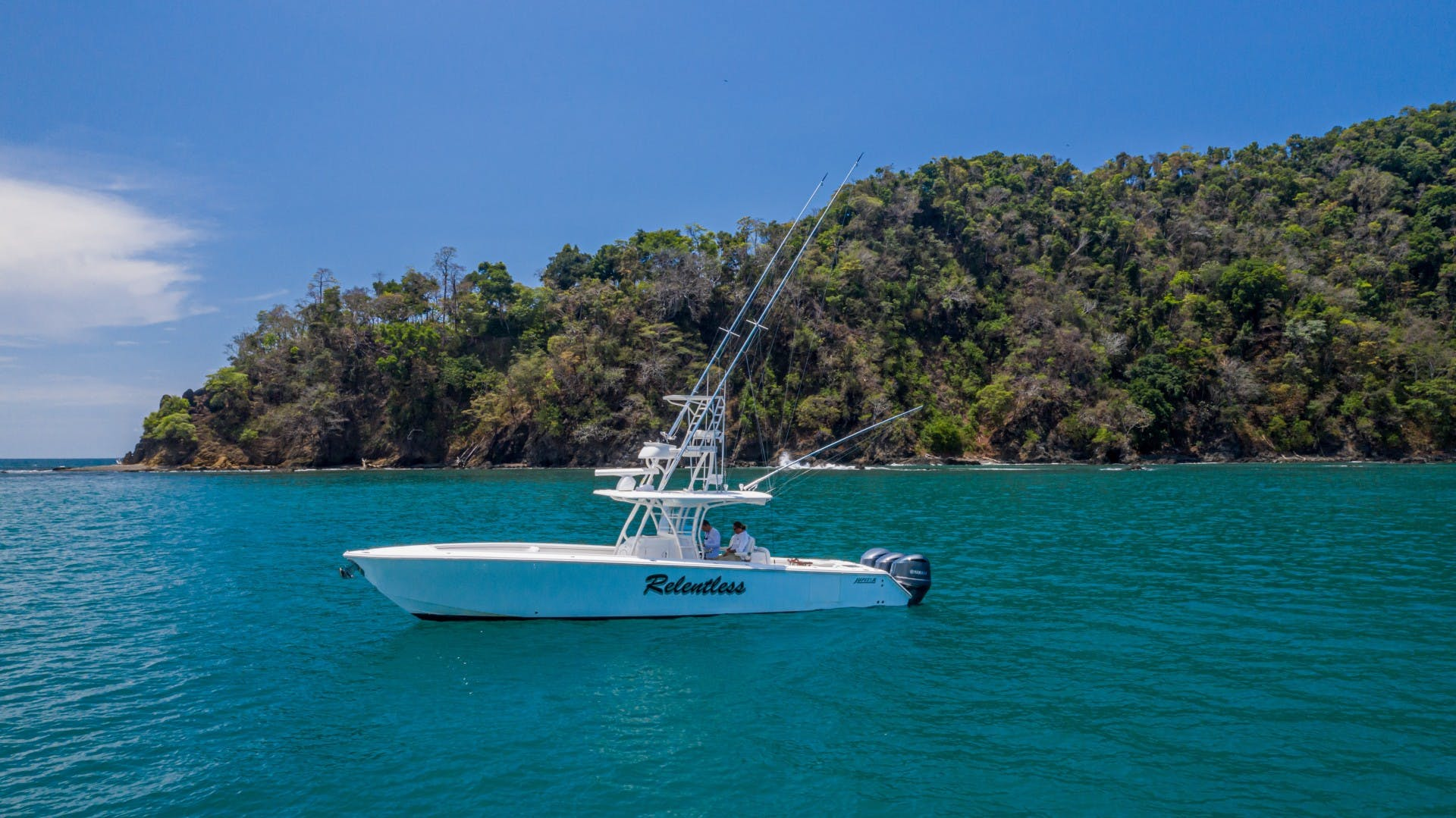2014 Jupiter 38' 38 Center Console Relentless   Picture 1 of 61