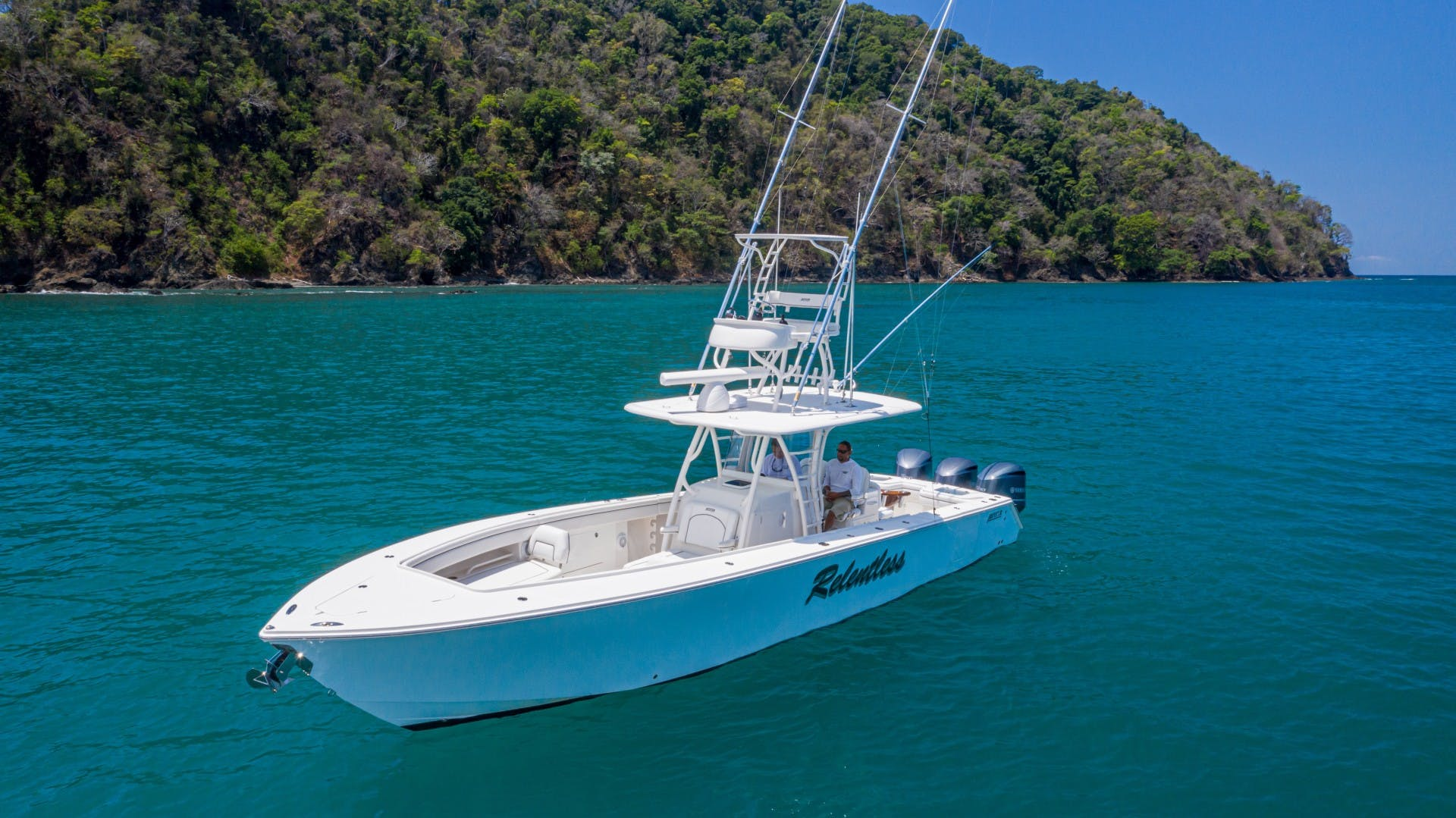 2014 Jupiter 38' 38 Center Console Relentless   Picture 4 of 61