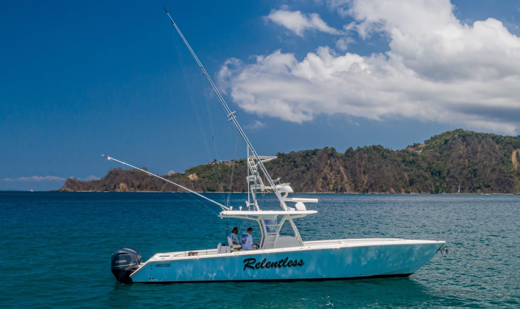 2014 Jupiter 38' 38 Center Console Relentless   Picture 8 of 61