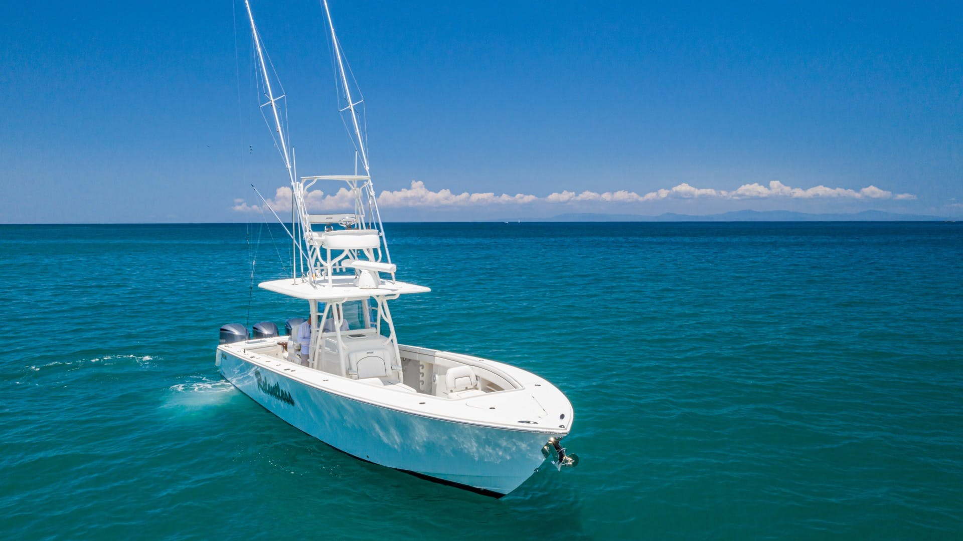 2014 Jupiter 38' 38 Center Console Relentless   Picture 3 of 61