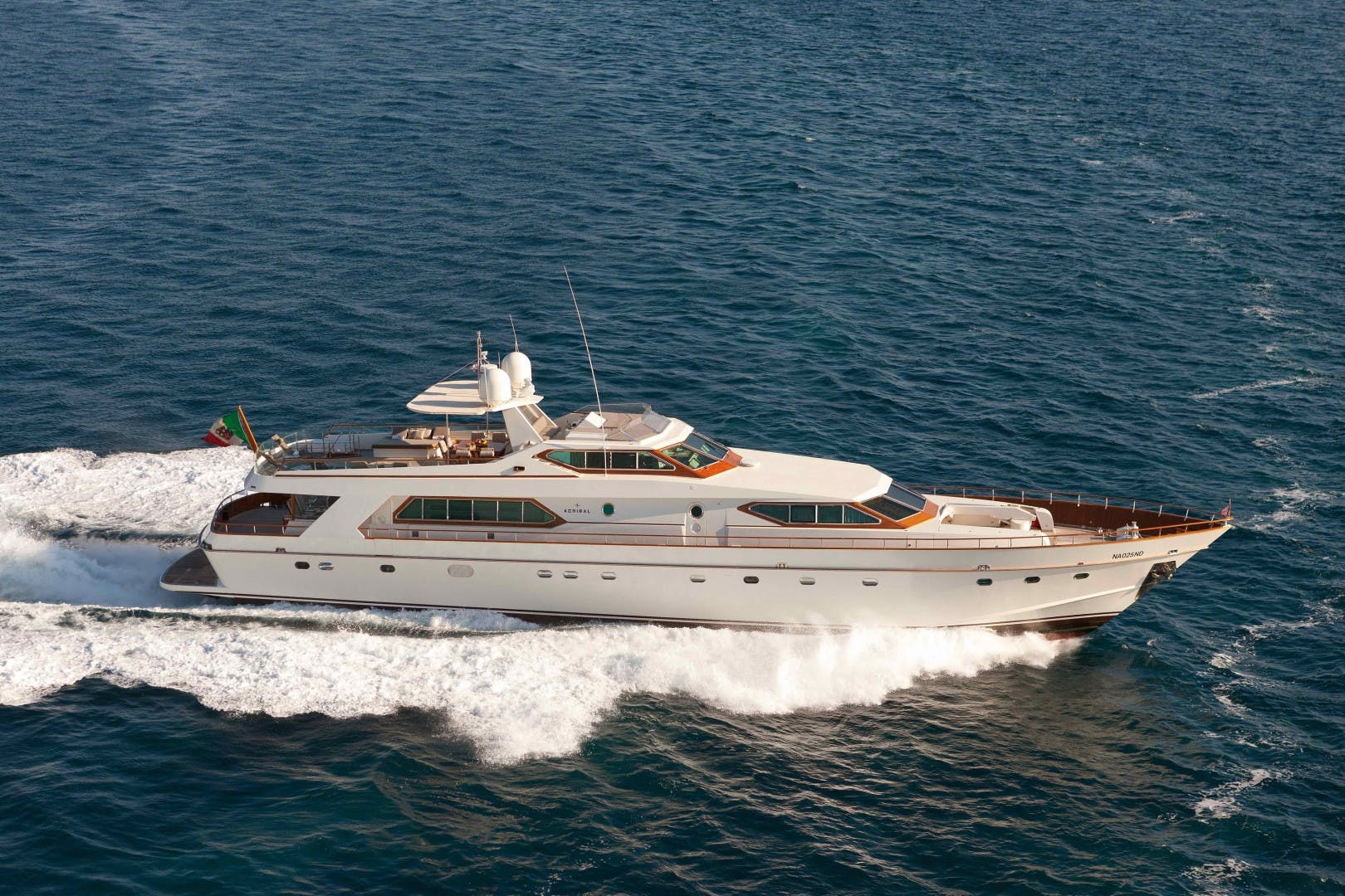 1981 Admiral 118'  SAUDADES | Picture 2 of 22