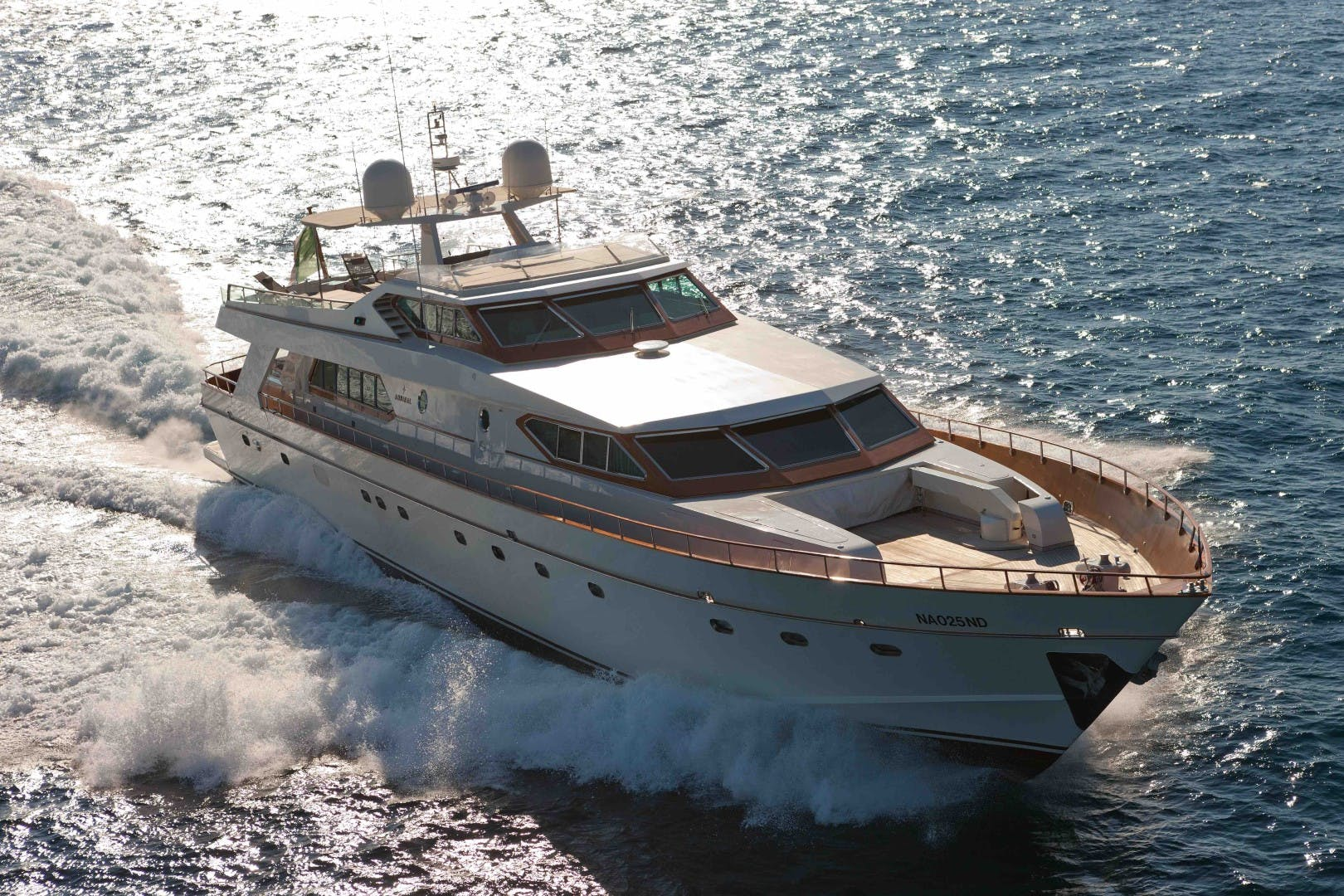 1981 Admiral 118'  SAUDADES | Picture 5 of 22