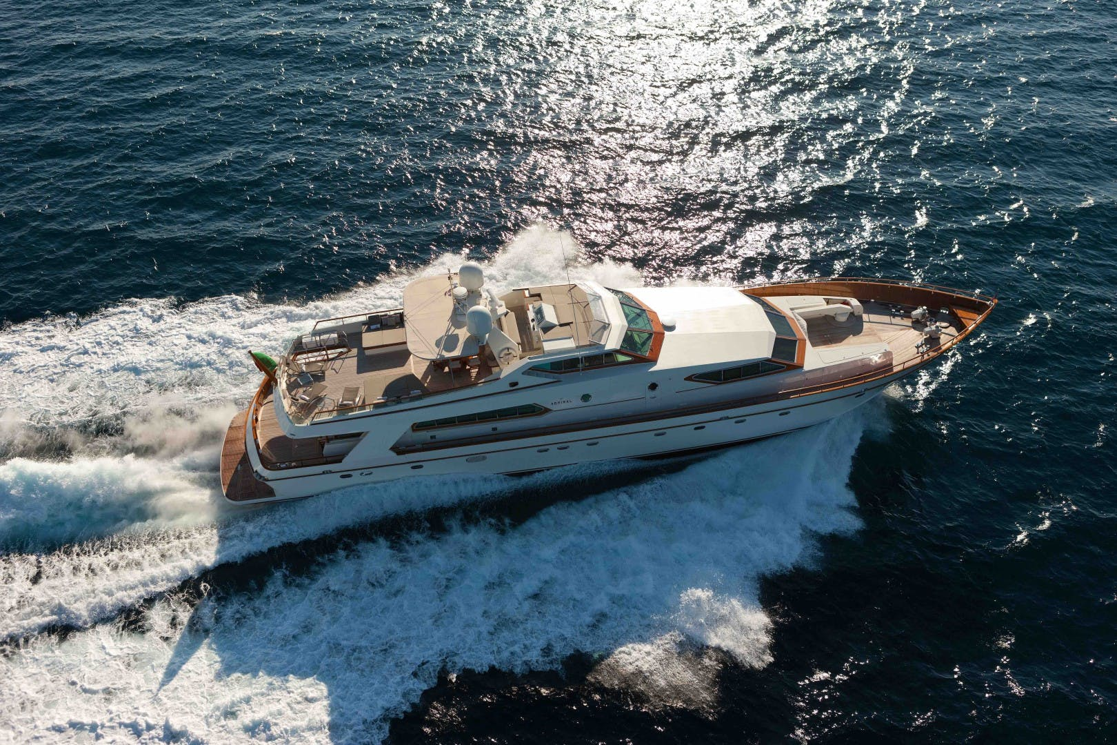 1981 Admiral 118'  SAUDADES | Picture 3 of 22