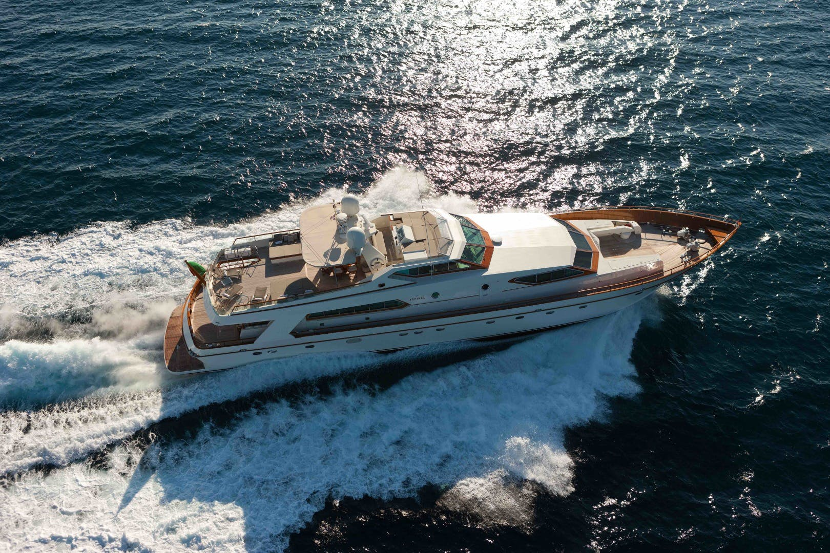 1981 Admiral 118'  SAUDADES | Picture 1 of 22