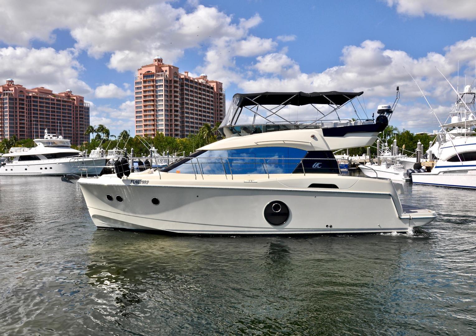 45' Monte Carlo Yachts 2015 MC4 DREAMS
