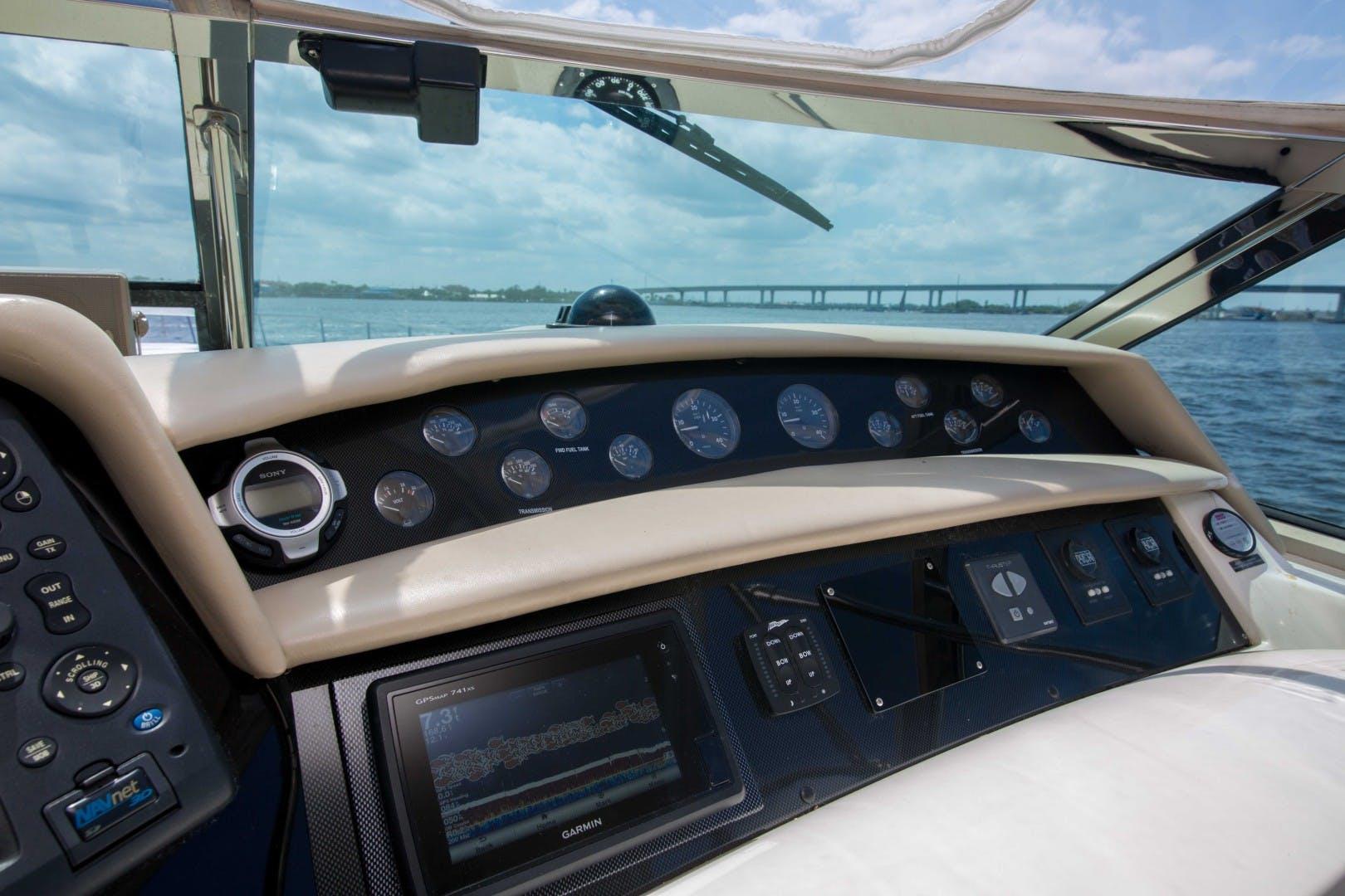 1995 Sea Ray 63' Super Sun Sport 63 Sea Ray 1995 | Picture 2 of 40