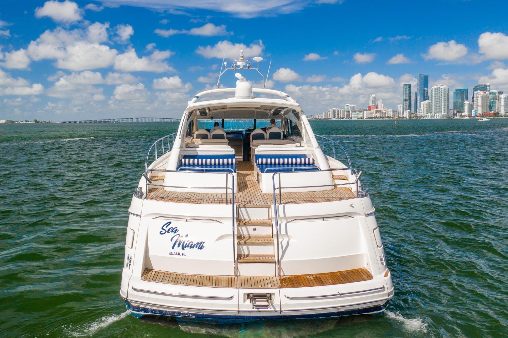 2002 Princess 65' V65 Sea Miami   Picture 1 of 47