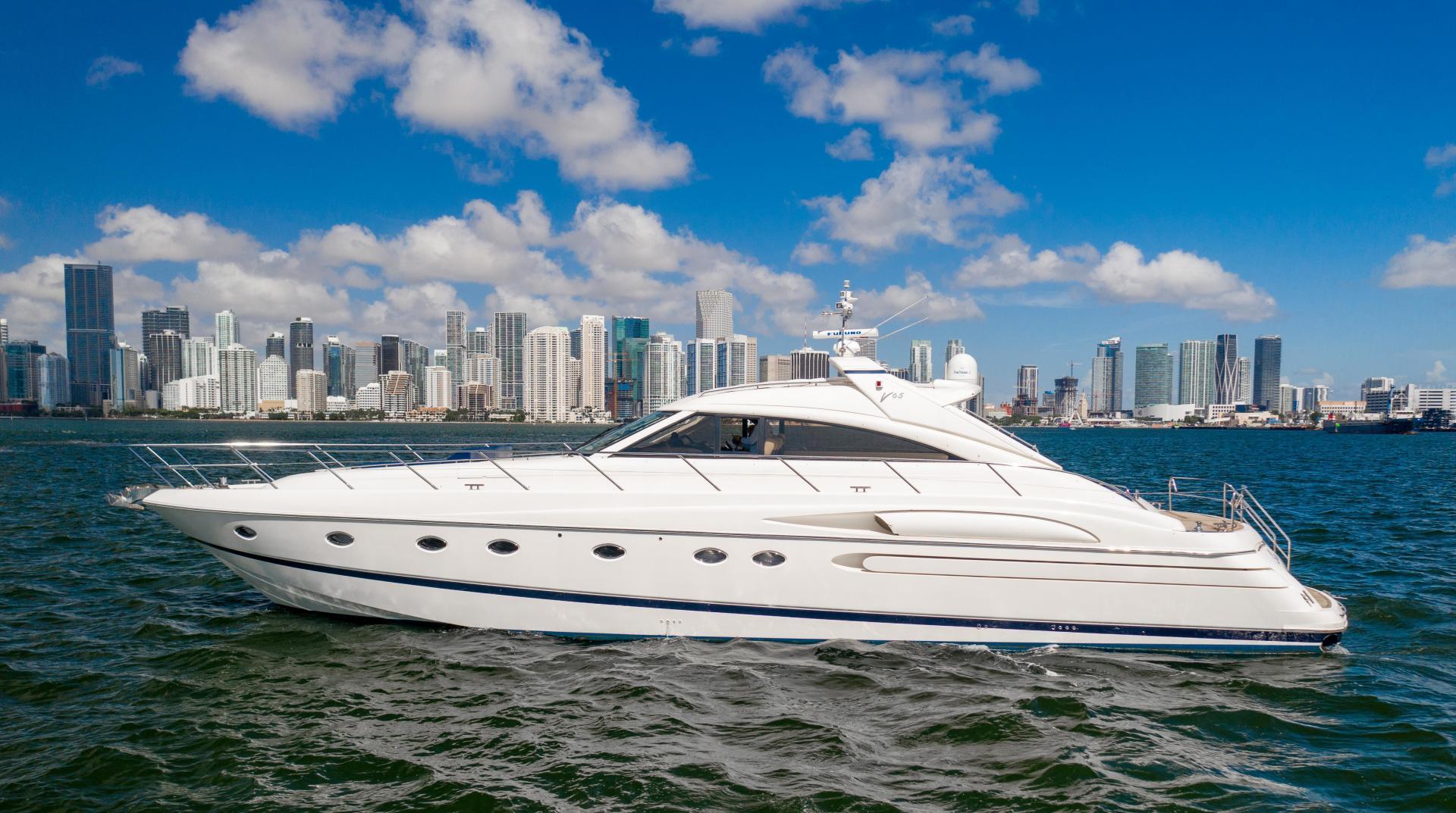 "2002 Princess 65' V65 ""Sea Miami"""