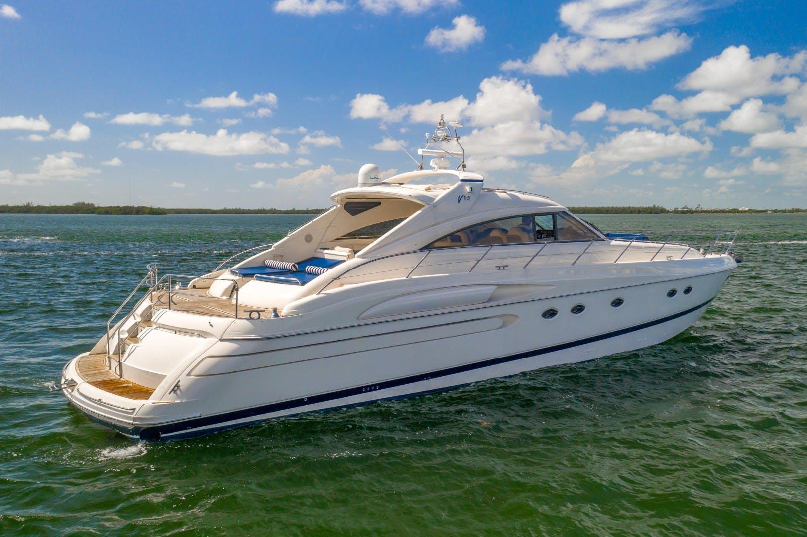 2002 Princess 65' V65 Sea Miami   Picture 3 of 47