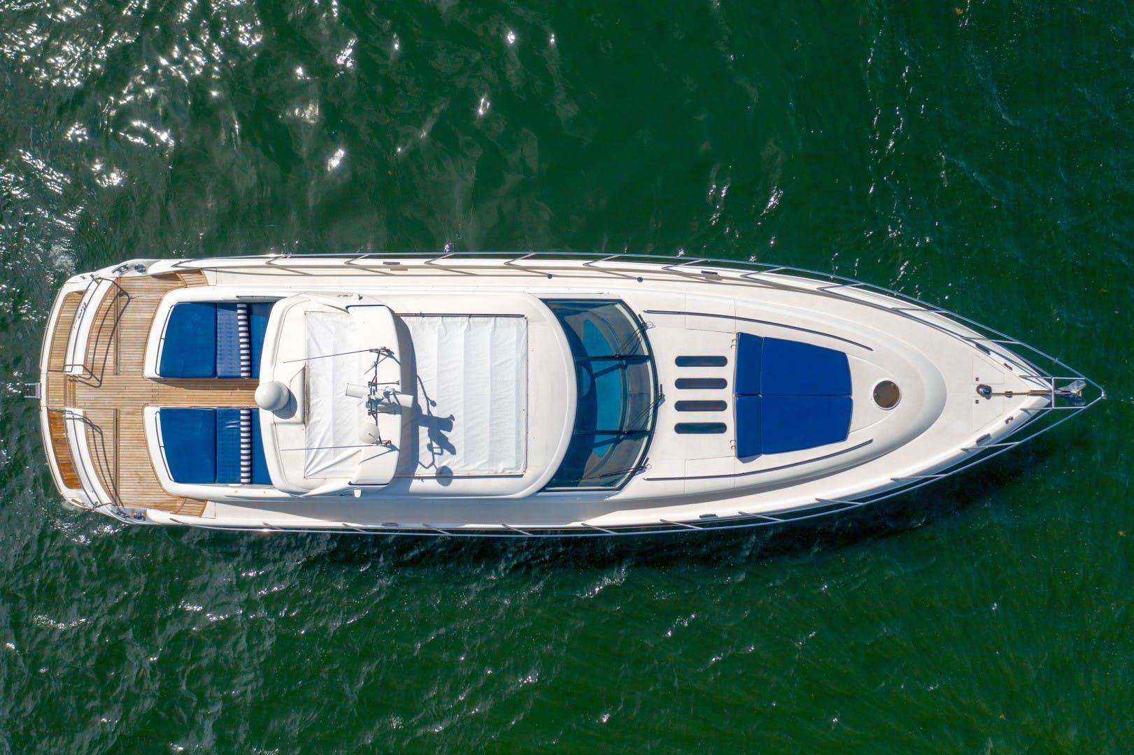 2002 Princess 65' V65 Sea Miami   Picture 8 of 47