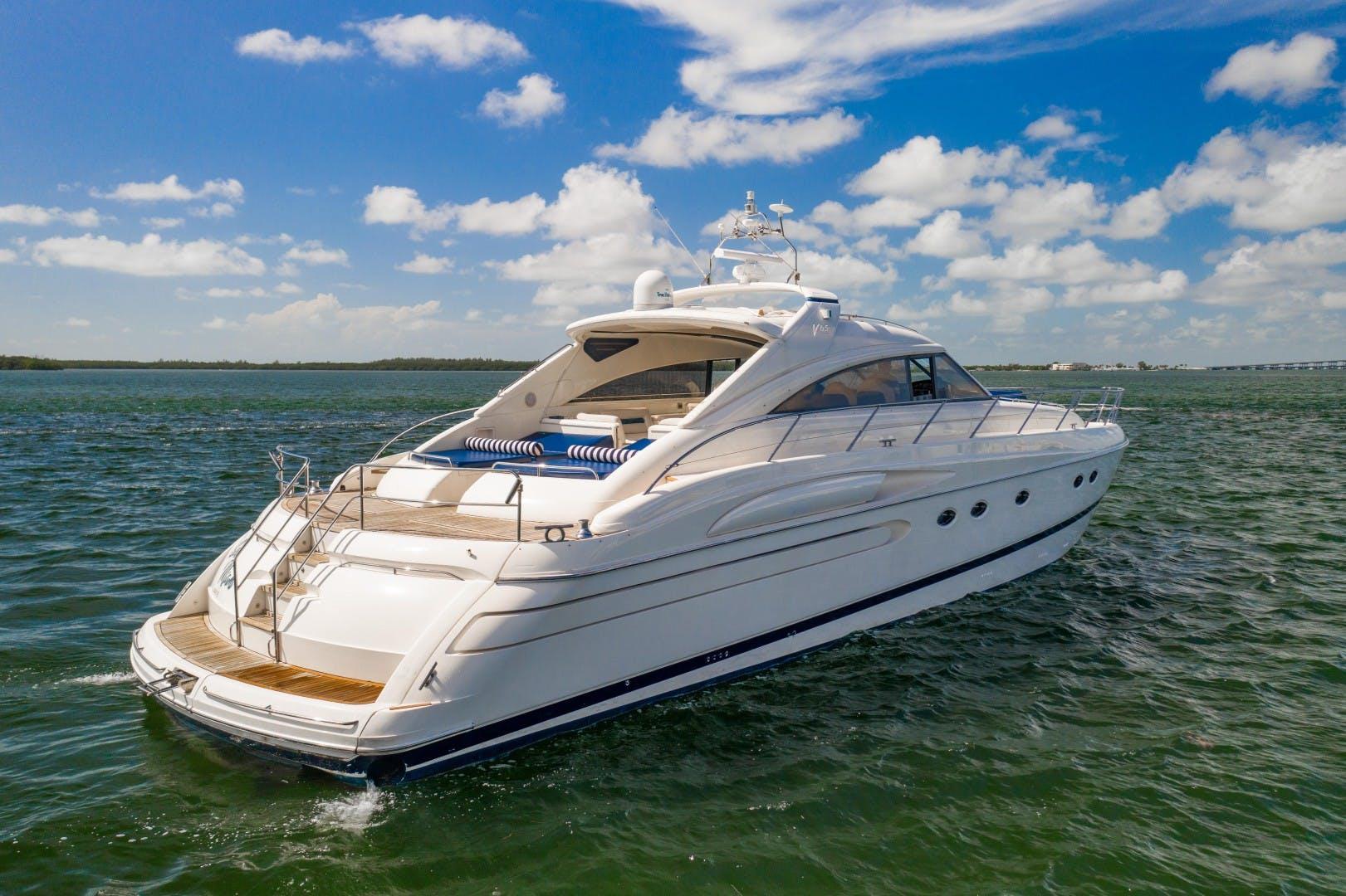 2002 Princess 65' V65 Sea Miami   Picture 2 of 47
