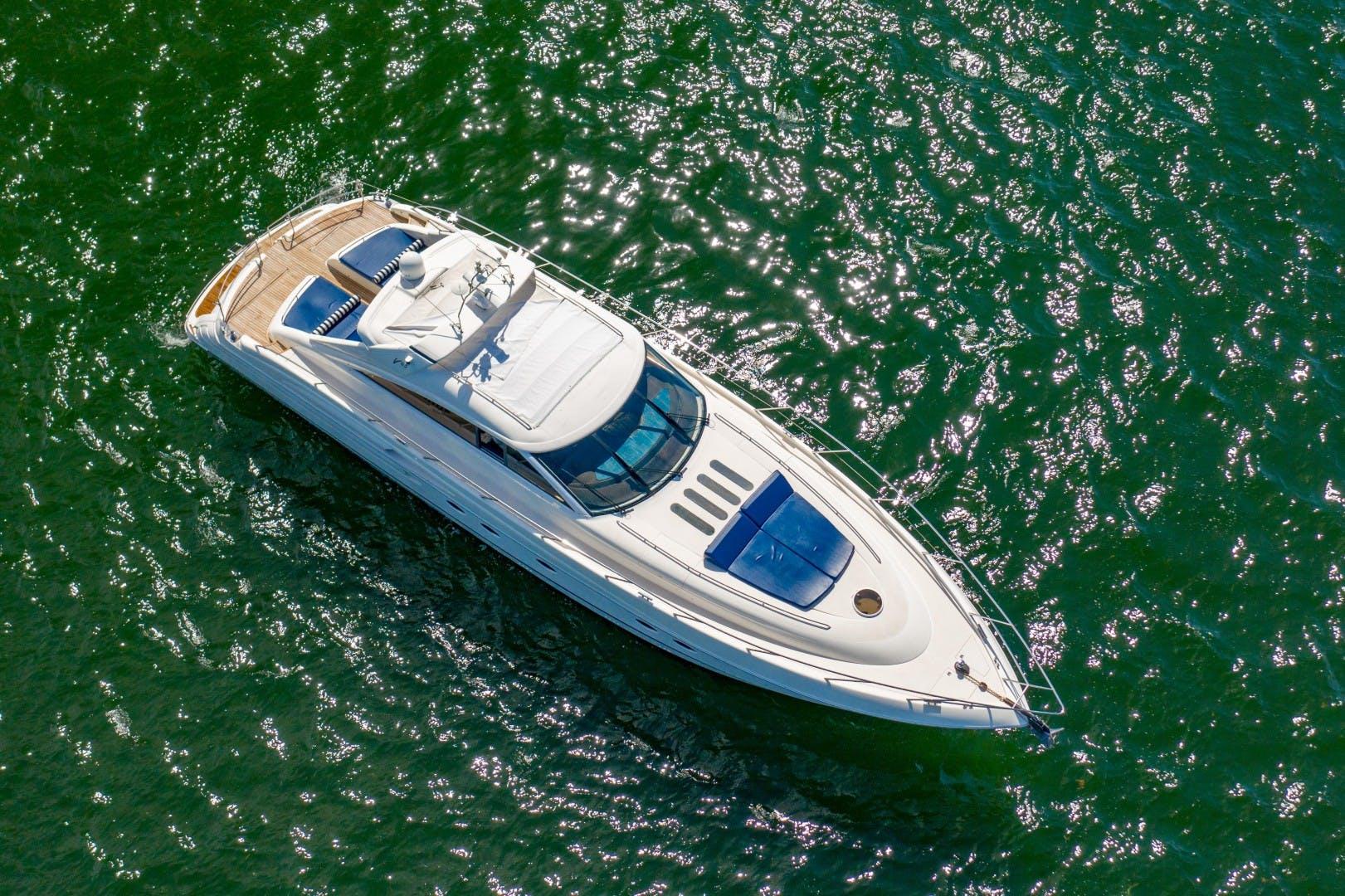 2002 Princess 65' V65 Sea Miami   Picture 6 of 47
