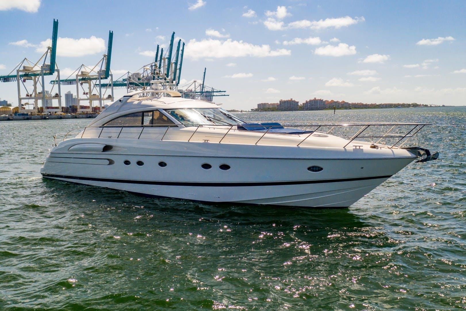 2002 Princess 65' V65 Sea Miami   Picture 4 of 47