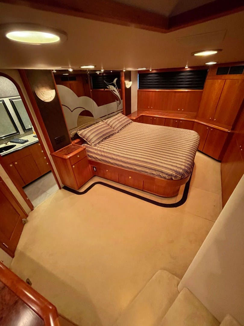 1994 Knight & Carver 78' 78 Custom After Midnight   Picture 6 of 51