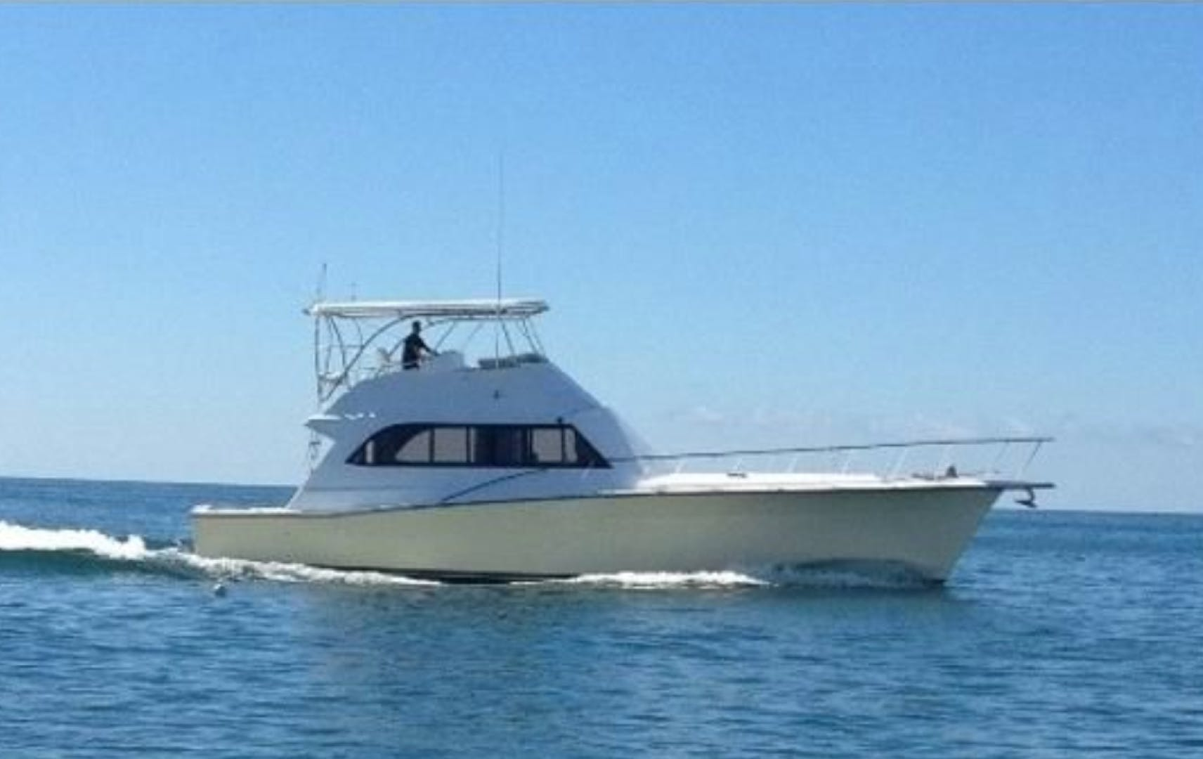 1989 Egg Harbor 54' 54 Convertible  | Picture 1 of 1