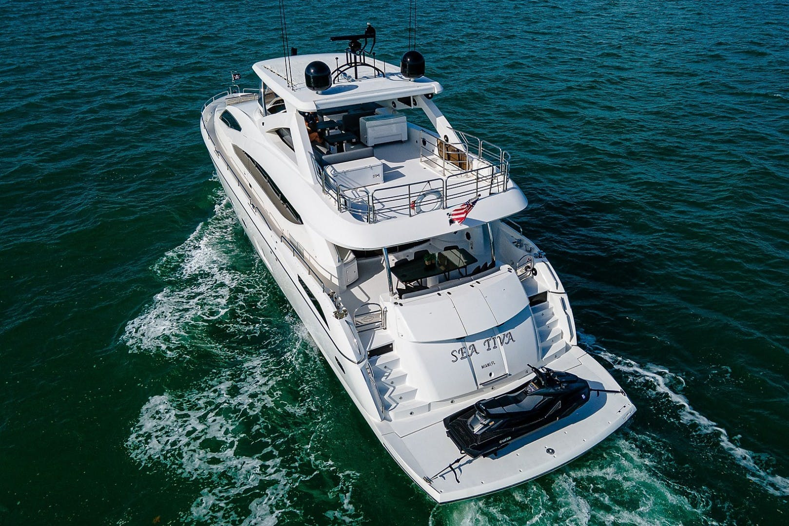 2012 Sunseeker 88' 88 Yacht SEATIVA   Picture 4 of 28