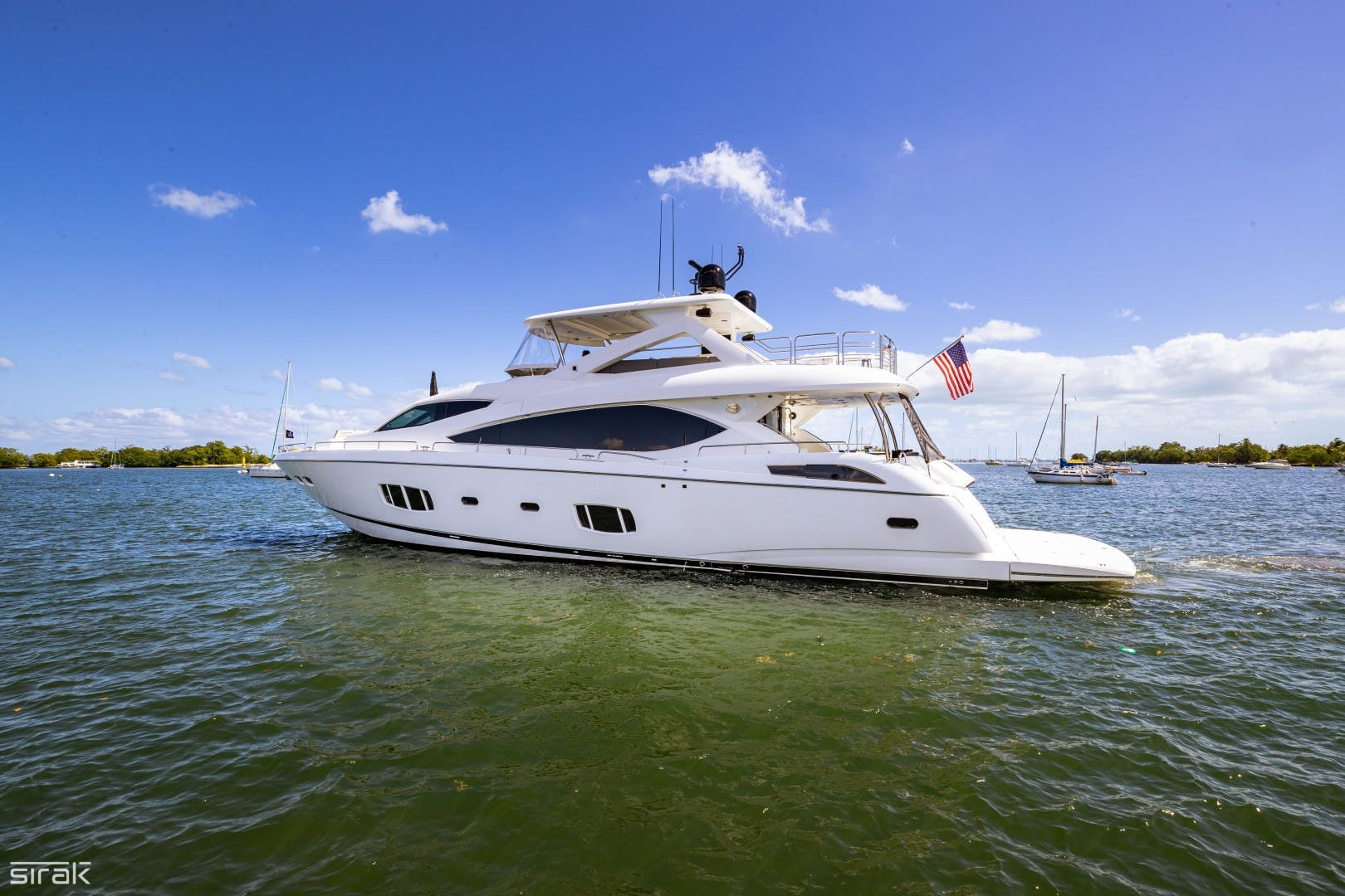 2012 Sunseeker 88' 88 Yacht SEATIVA | Picture 1 of 16