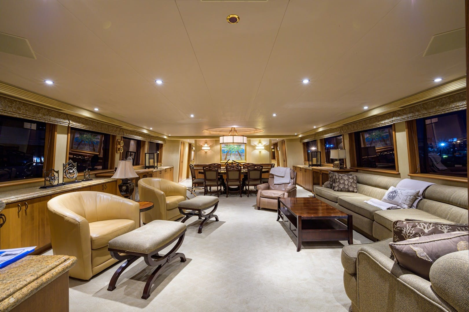 2002 Westport 112' Raised Pilothouse WENDY I | Picture 6 of 50
