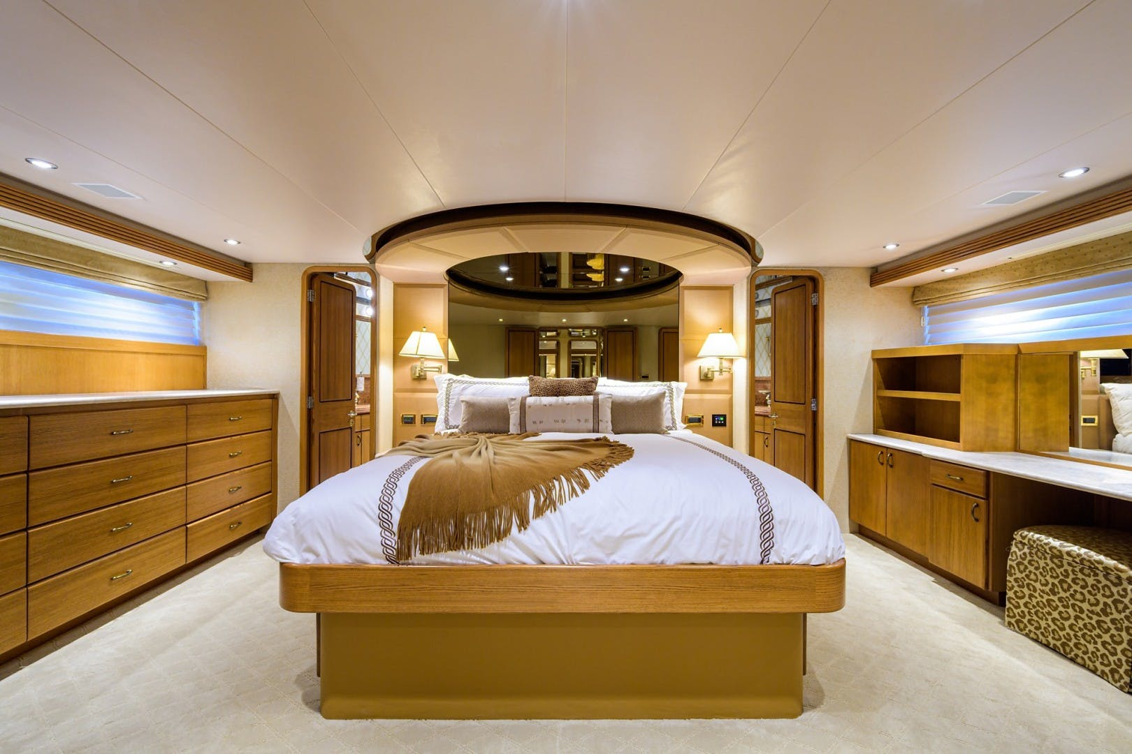 2002 Westport 112' Raised Pilothouse WENDY I | Picture 7 of 50