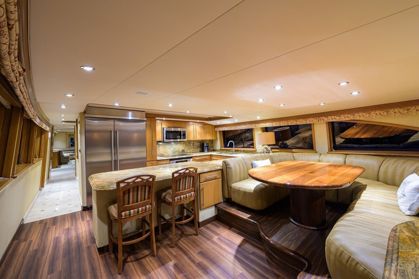 2002 Westport 112' Raised Pilothouse WENDY I | Picture 8 of 50