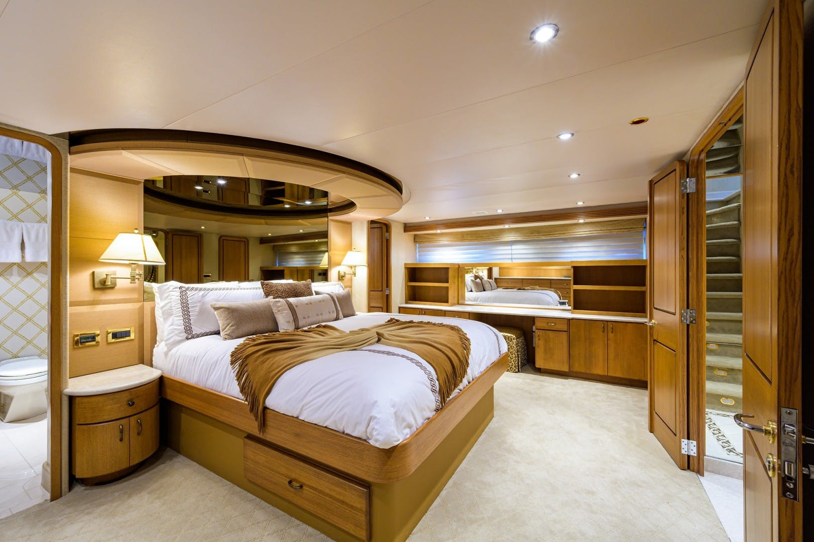 2002 Westport 112' Raised Pilothouse WENDY I | Picture 1 of 50