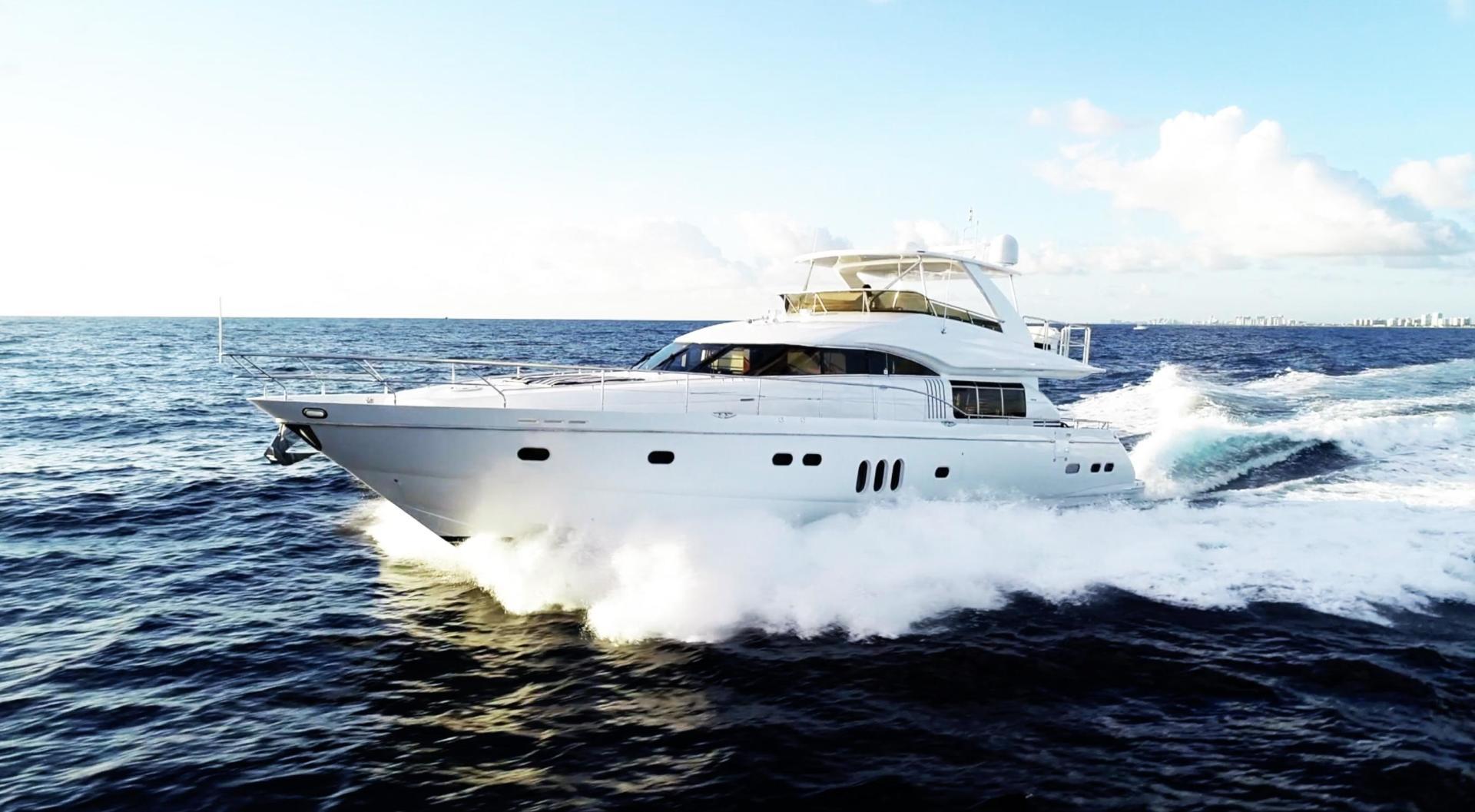 """2006 Princess 75' Viking Sport Cruiser """"Forever 5"""""""