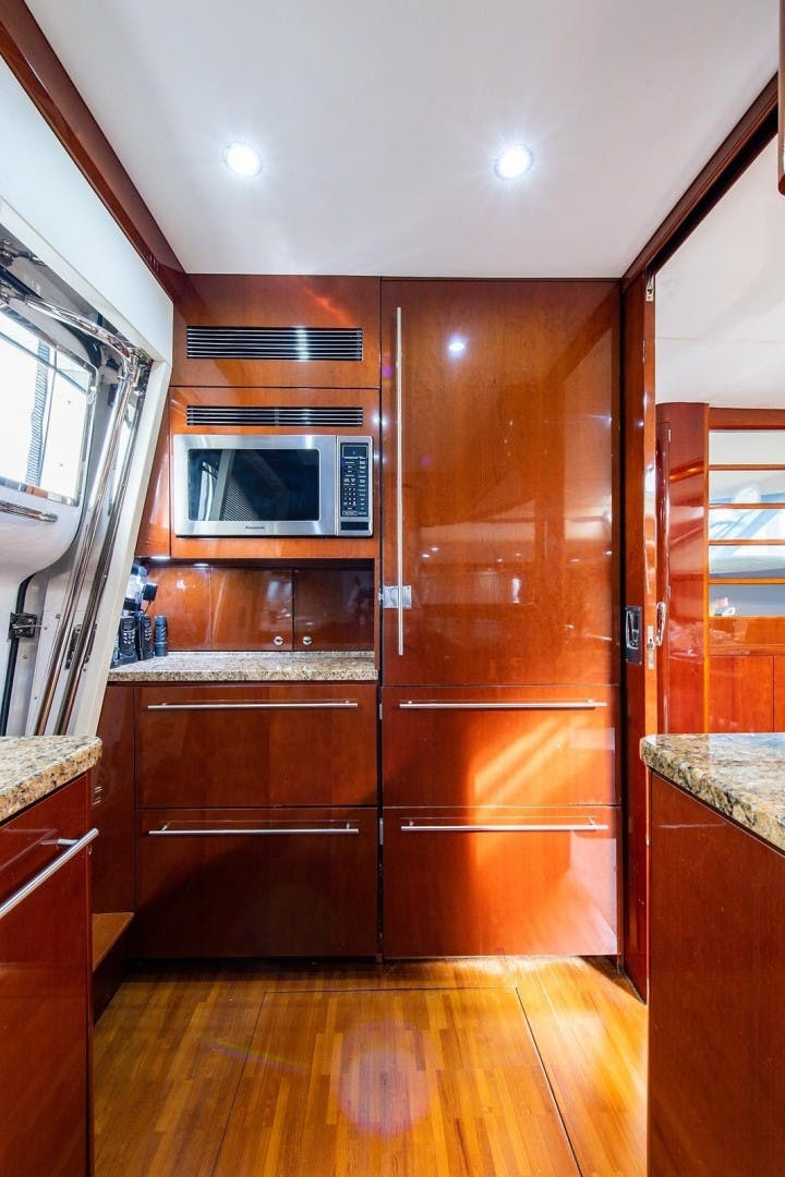 2006 Princess 75' Viking Sport Cruiser Forever 5 | Picture 5 of 13