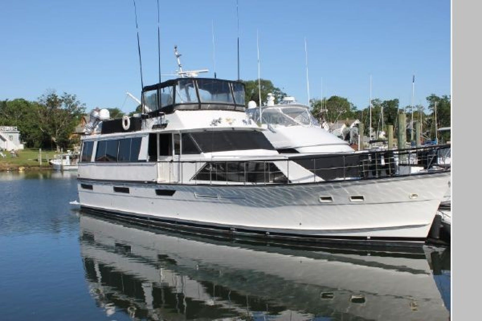 1977 Pacemaker 66' 66 Motoryacht Island Princess | Picture 2 of 97