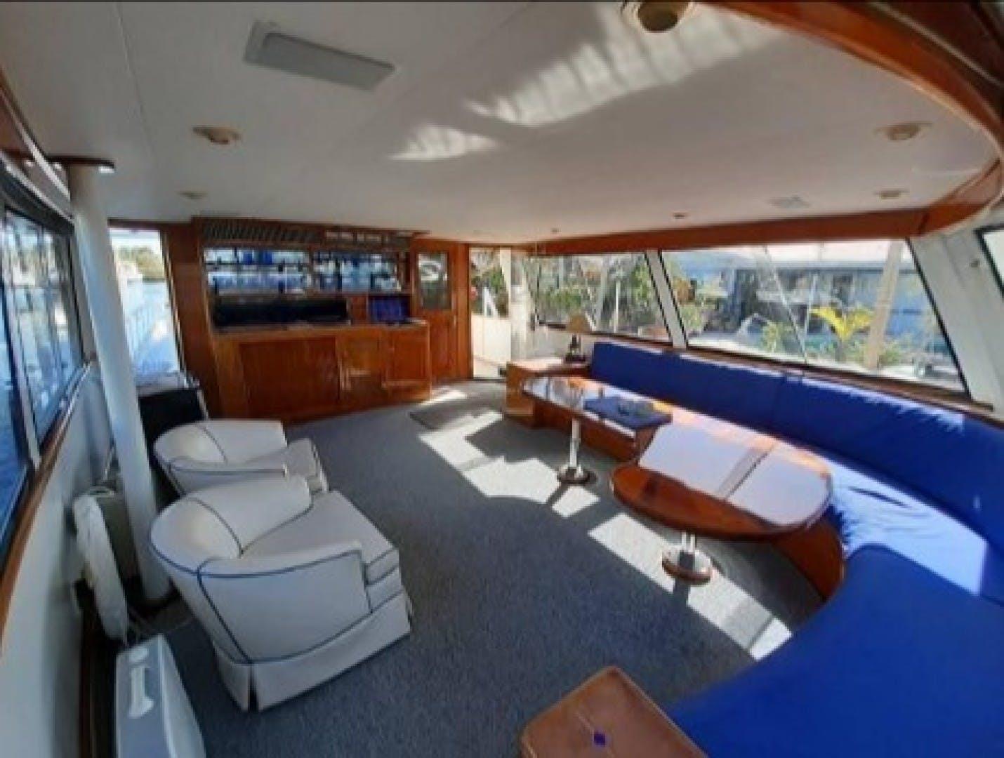 1965 Burger 78' Cockpit Flybridge Motor Yacht FantaSea | Picture 7 of 53