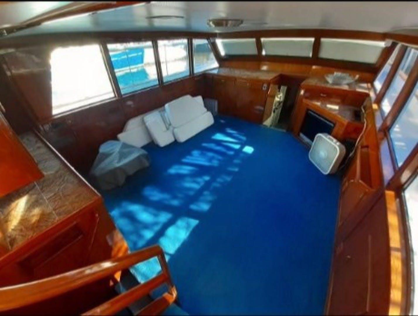 1965 Burger 78' Cockpit Flybridge Motor Yacht FantaSea | Picture 2 of 53