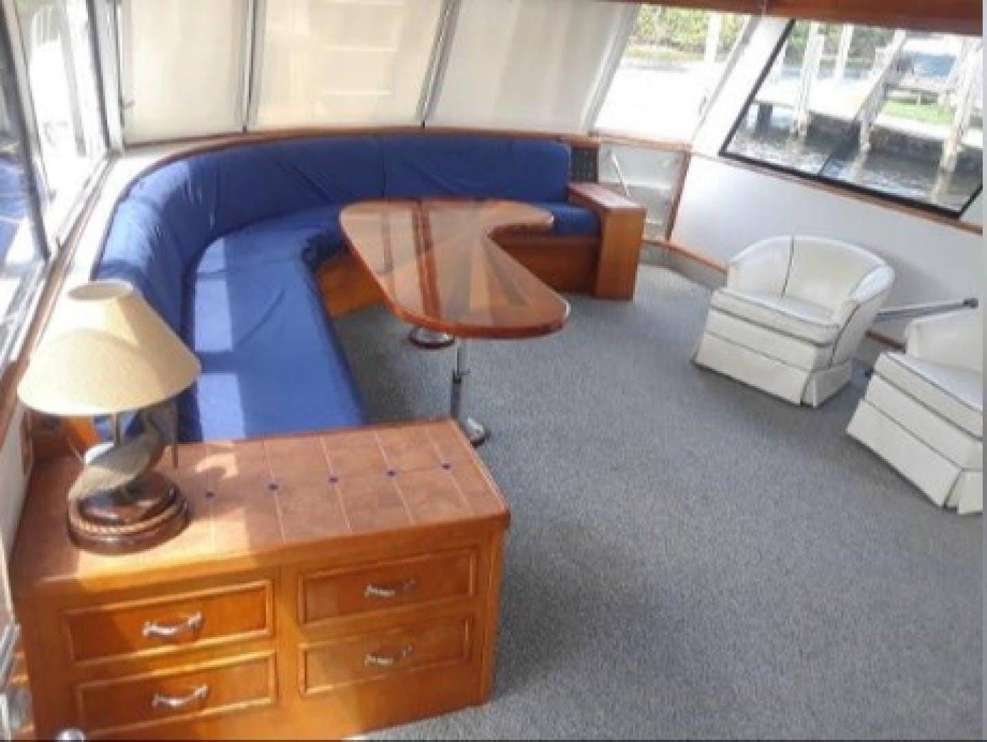 1965 Burger 78' Cockpit Flybridge Motor Yacht FantaSea | Picture 8 of 53