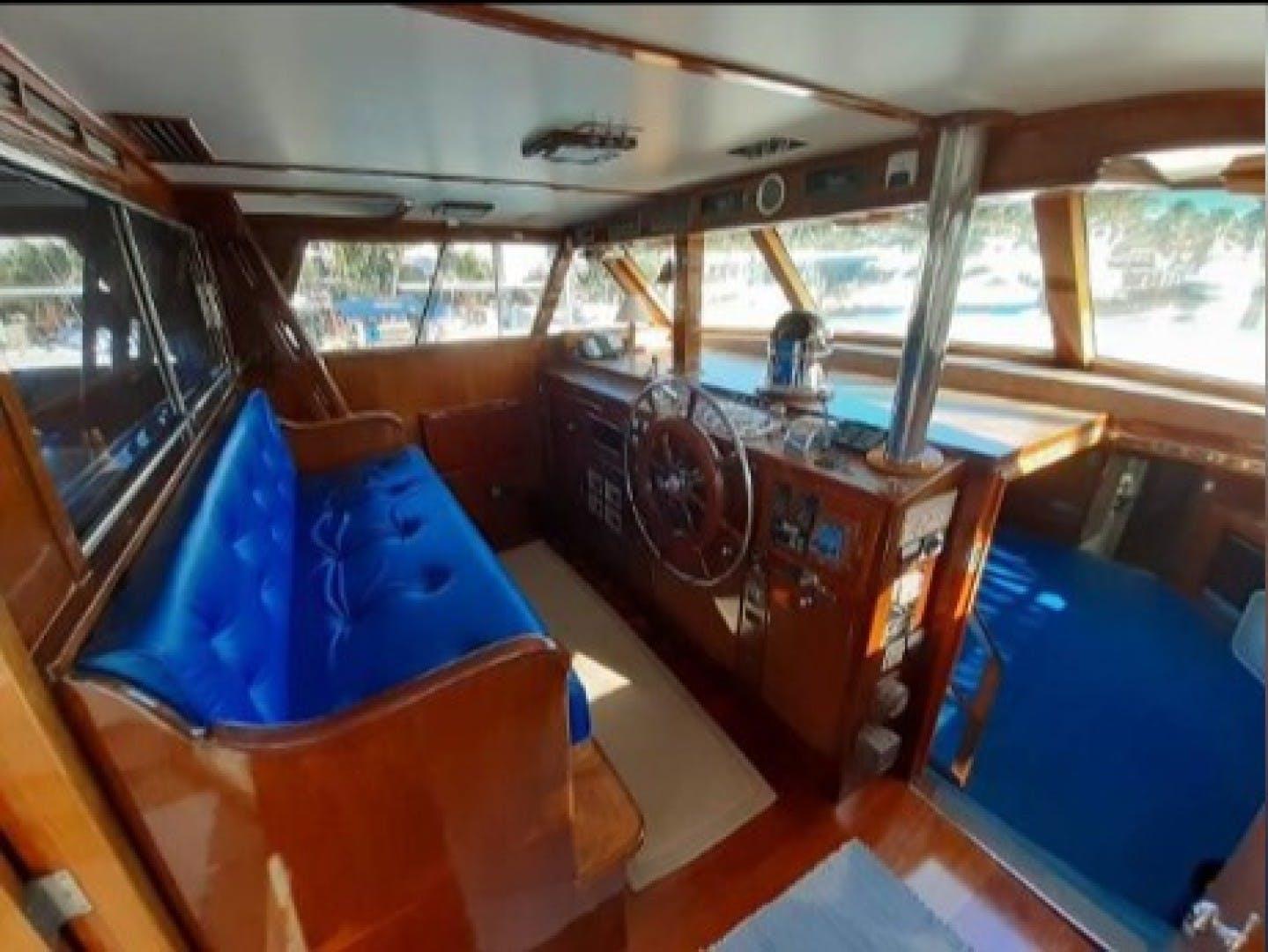 1965 Burger 78' Cockpit Flybridge Motor Yacht FantaSea | Picture 5 of 53