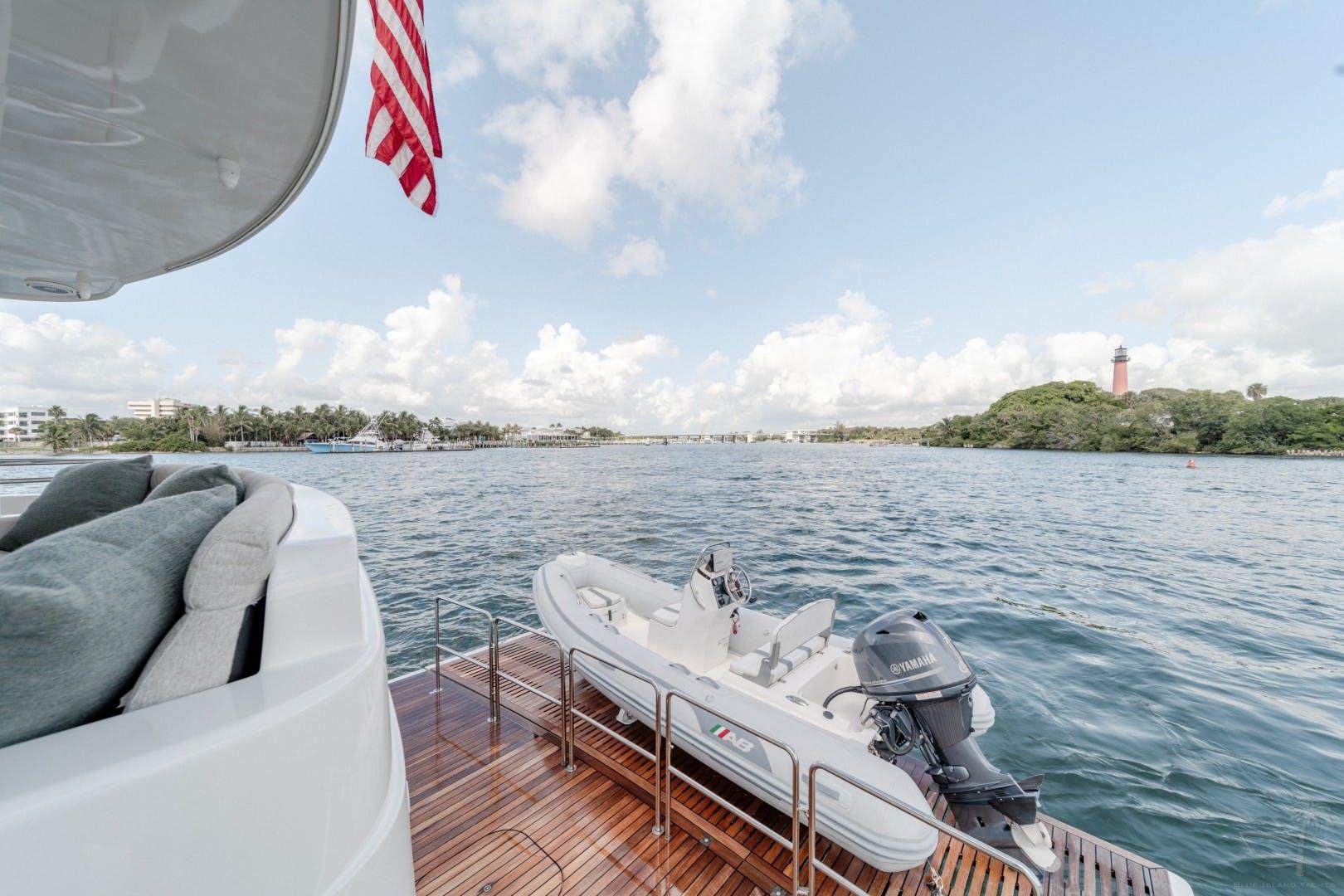 2018 Cheoy Lee 78' 78 Bravo Sport Motor Yacht Deep Blue Zee   Picture 7 of 174