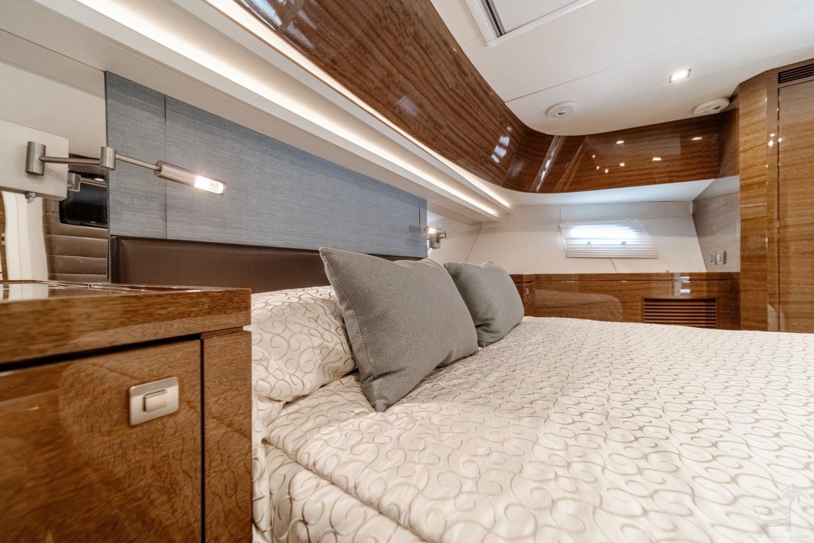 2018 Cheoy Lee 78' 78 Bravo Sport Motor Yacht Deep Blue Zee   Picture 2 of 174